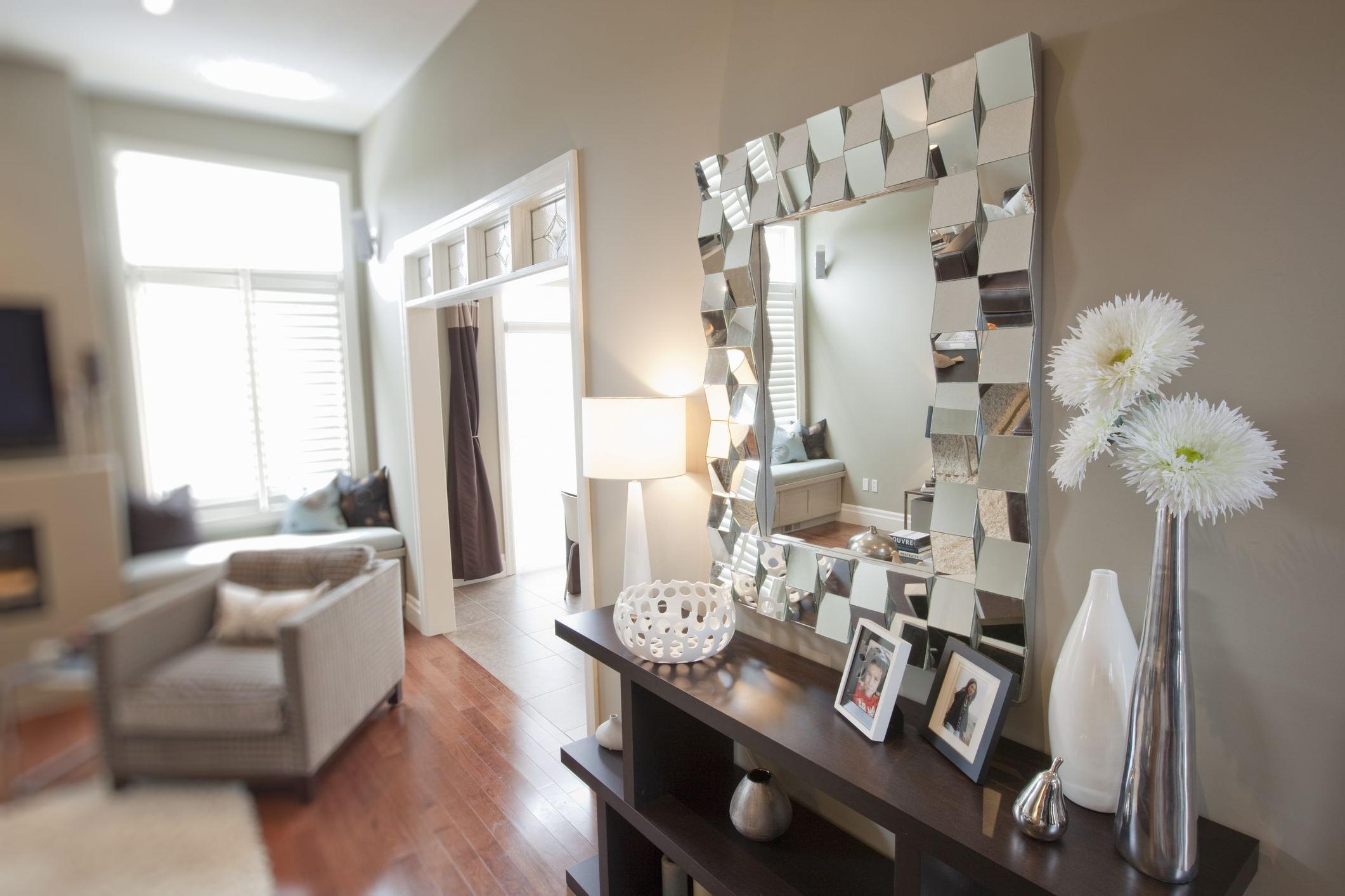 Stylish Wall Mirrors Pertaining To Favorite 10 Fabulous Statement Wall Mirrors (Gallery 3 of 20)