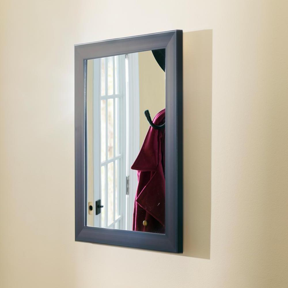 Stylish Wall Mirrors Within Favorite Mahogany Wall Mirror (Gallery 2 of 20)