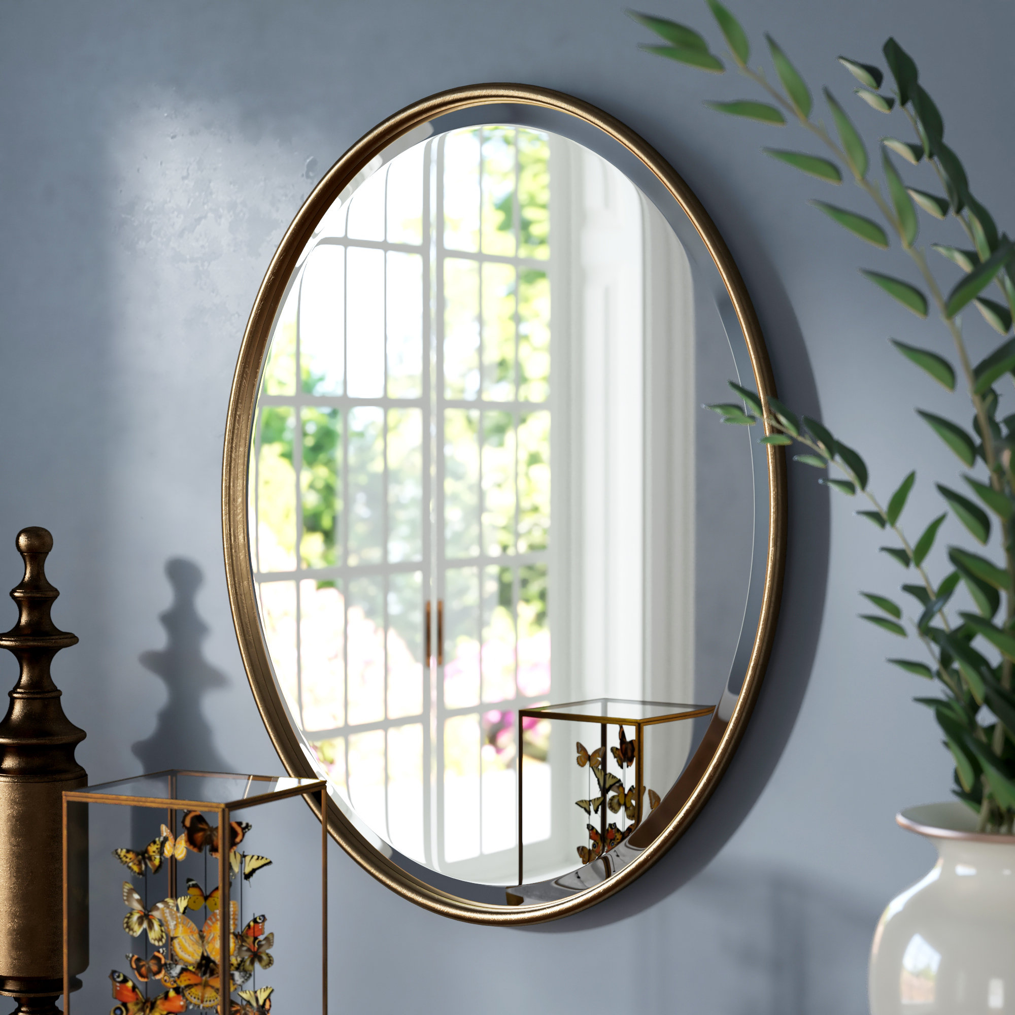 Tanner Accent Mirrors In Popular Levi Beveled Accent Mirror (View 11 of 20)