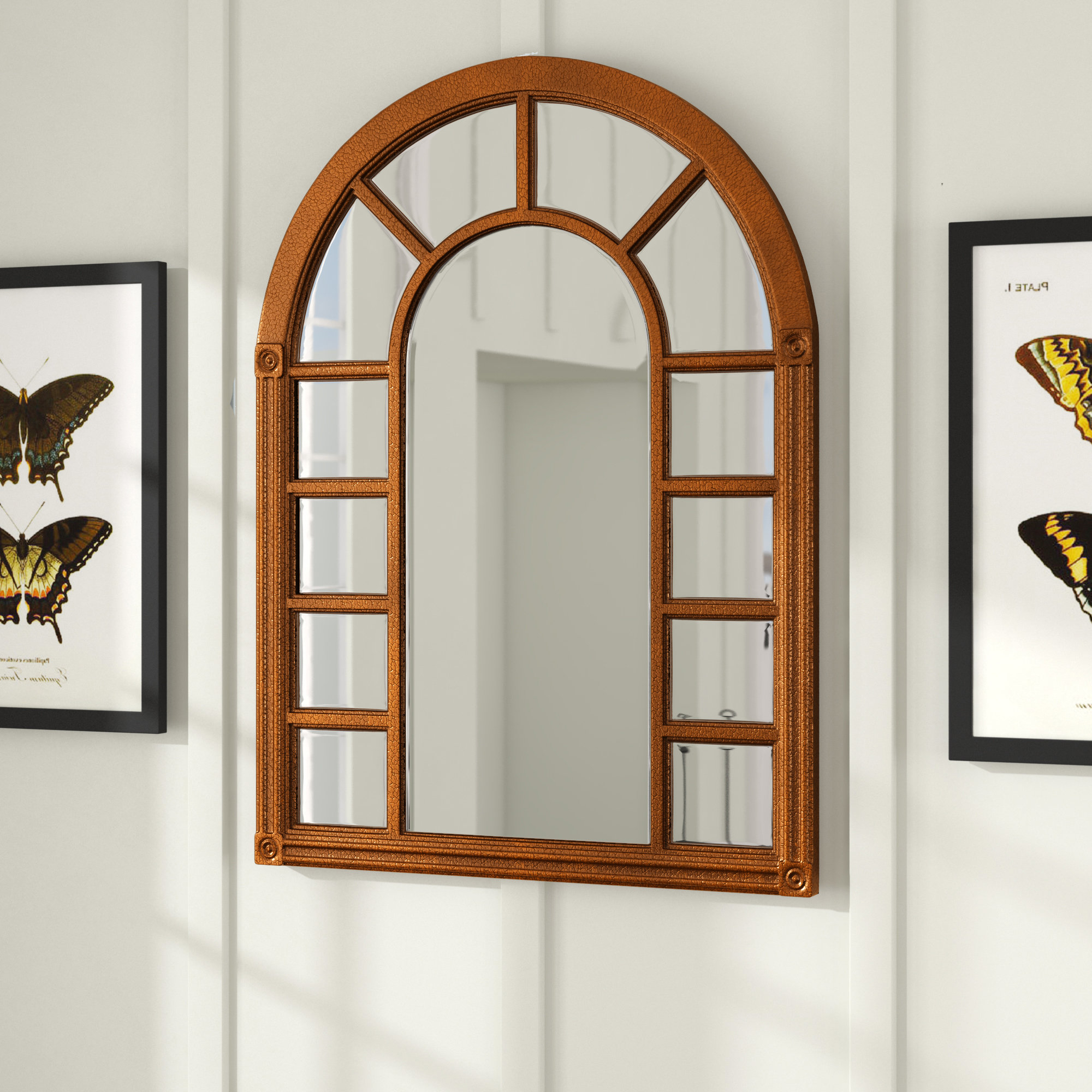 Tellier Accent Wall Mirrors Regarding Recent Juliana Accent Mirror (View 15 of 20)
