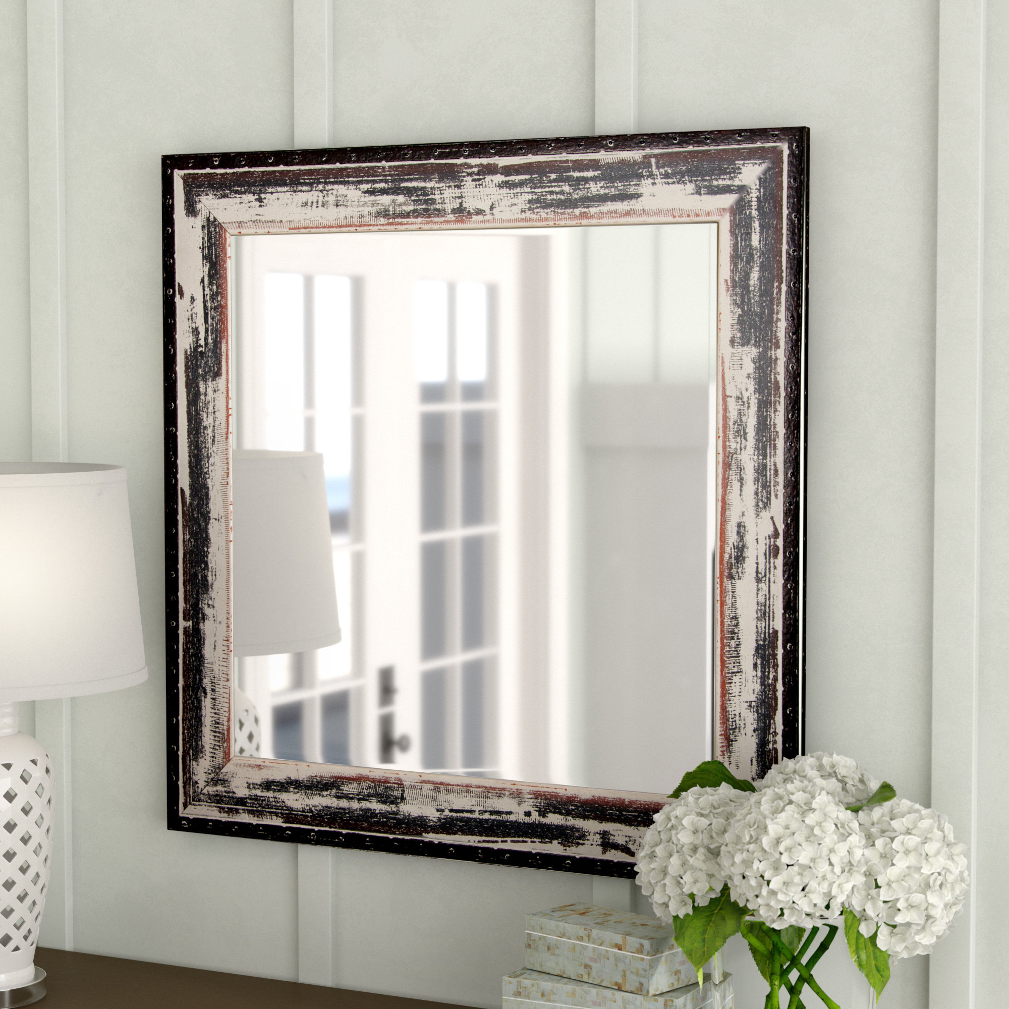 Terwood Modern & Contemporary Wall Mirror In Most Popular Laurel Foundry Modern & Contemporary Accent Mirrors (View 7 of 20)