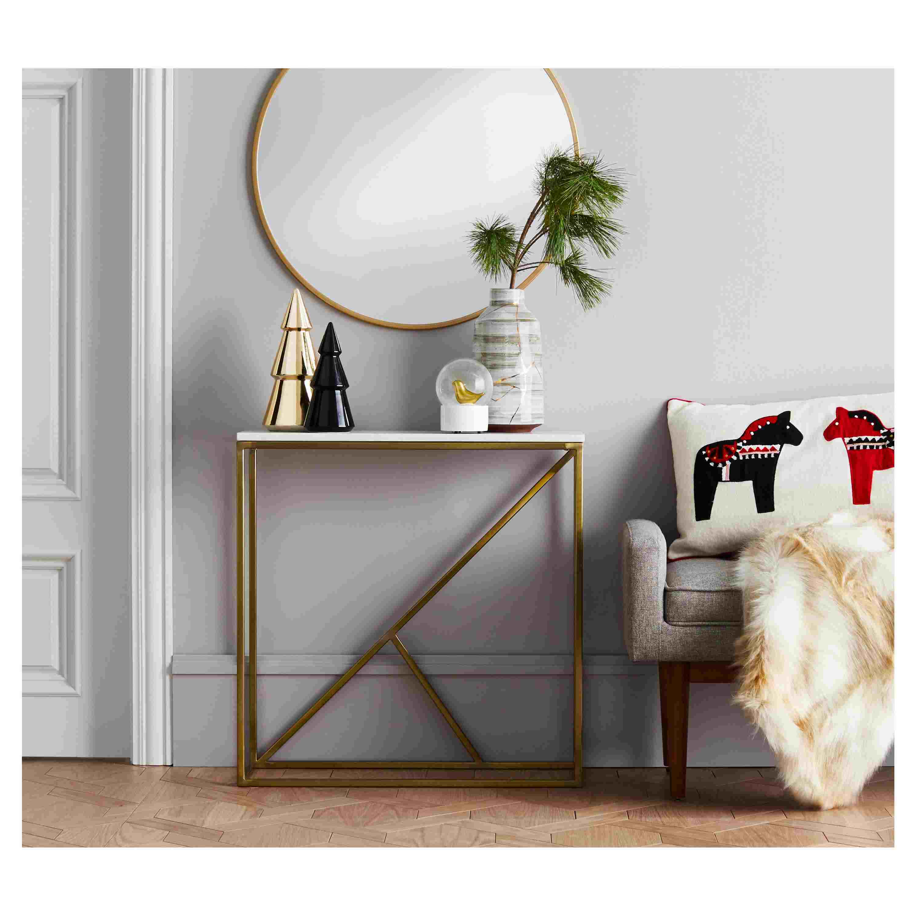 The 7 Best Wall Mirrors Of 2019 Intended For Trendy Talida Wall Mirrors (View 11 of 20)