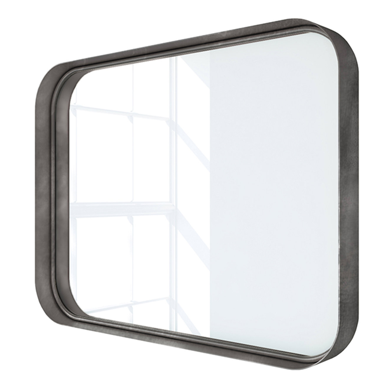 Theon Modern & Contemporary Accent Mirror Inside 2019 Fifi Contemporary Arch Wall Mirrors (Gallery 20 of 20)
