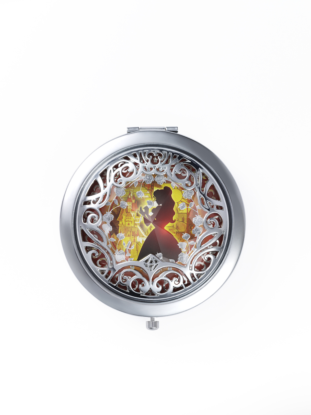 These Disney Compact Mirrors Are A Must Have For Your Purse Intended For Preferred Disney Wall Mirrors (View 20 of 20)