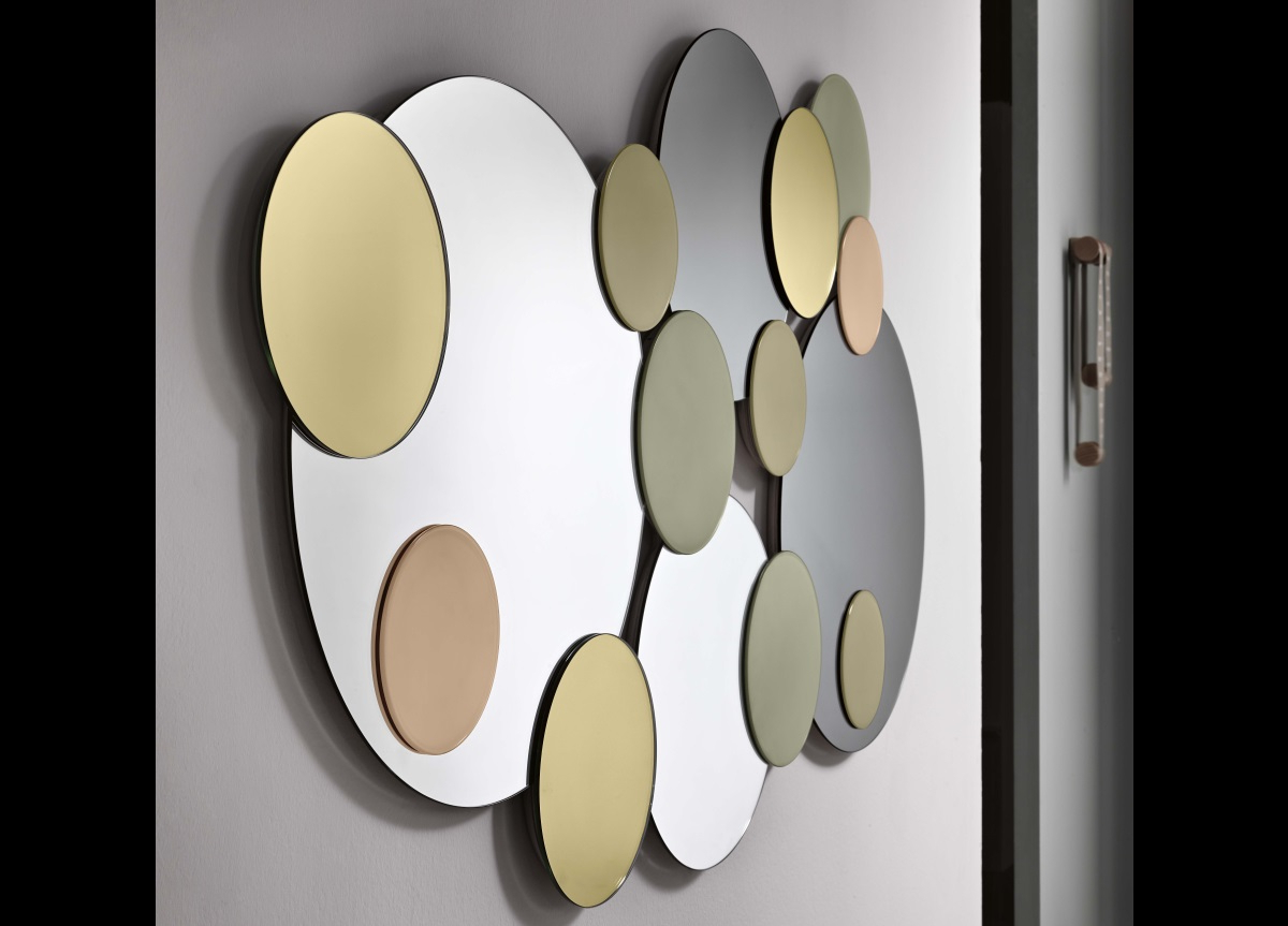 Tonelli Inside Well Known Trendy Wall Mirrors (View 15 of 20)