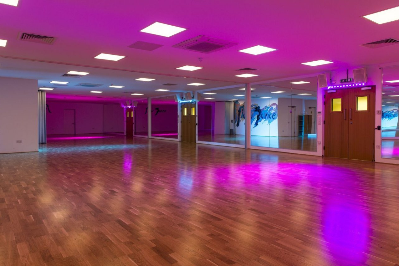 Top Dance Studios In London From Headbox Pertaining To Newest Dance Wall Mirrors (View 19 of 20)