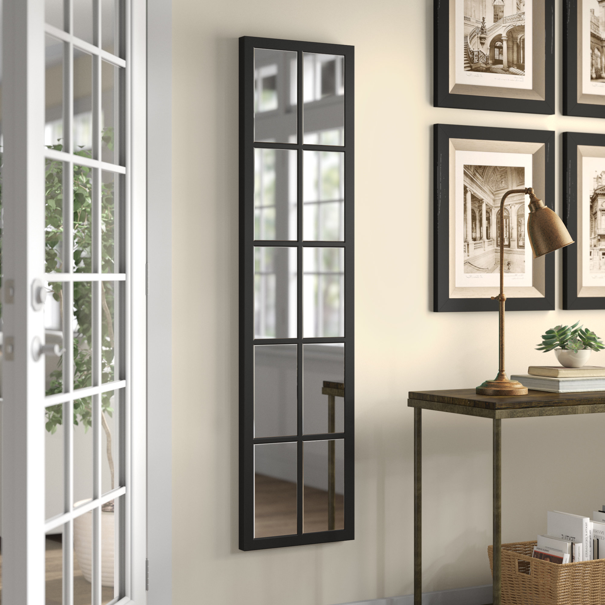 Traditional Accent Mirrors With Newest Hammonton Traditional Accent Mirror (View 16 of 20)