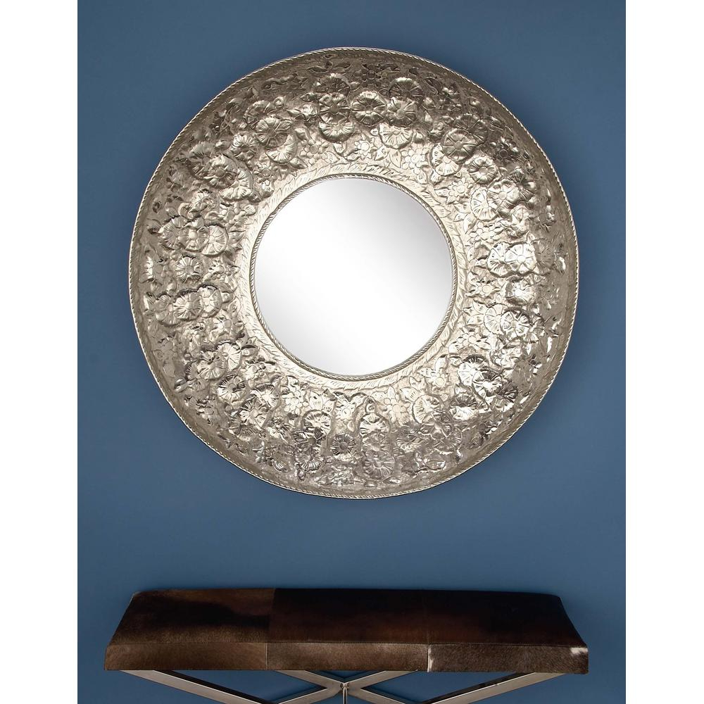 Trendy Alissa Traditional Wall Mirrors Throughout 44 In (View 16 of 20)