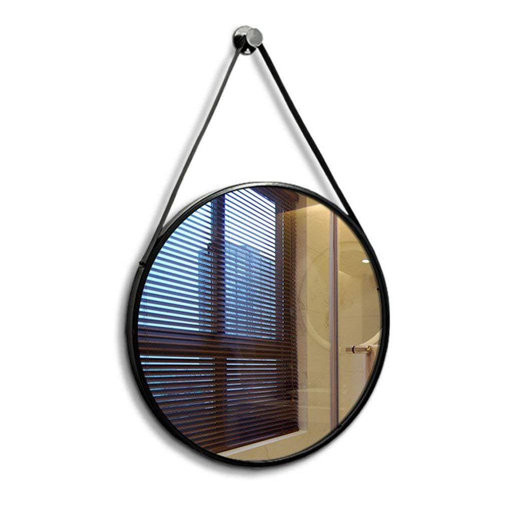 Trendy Cheap Black Round Wall Mirror, Find Black Round Wall Mirror Deals On In Cheap Black Wall Mirrors (View 11 of 20)