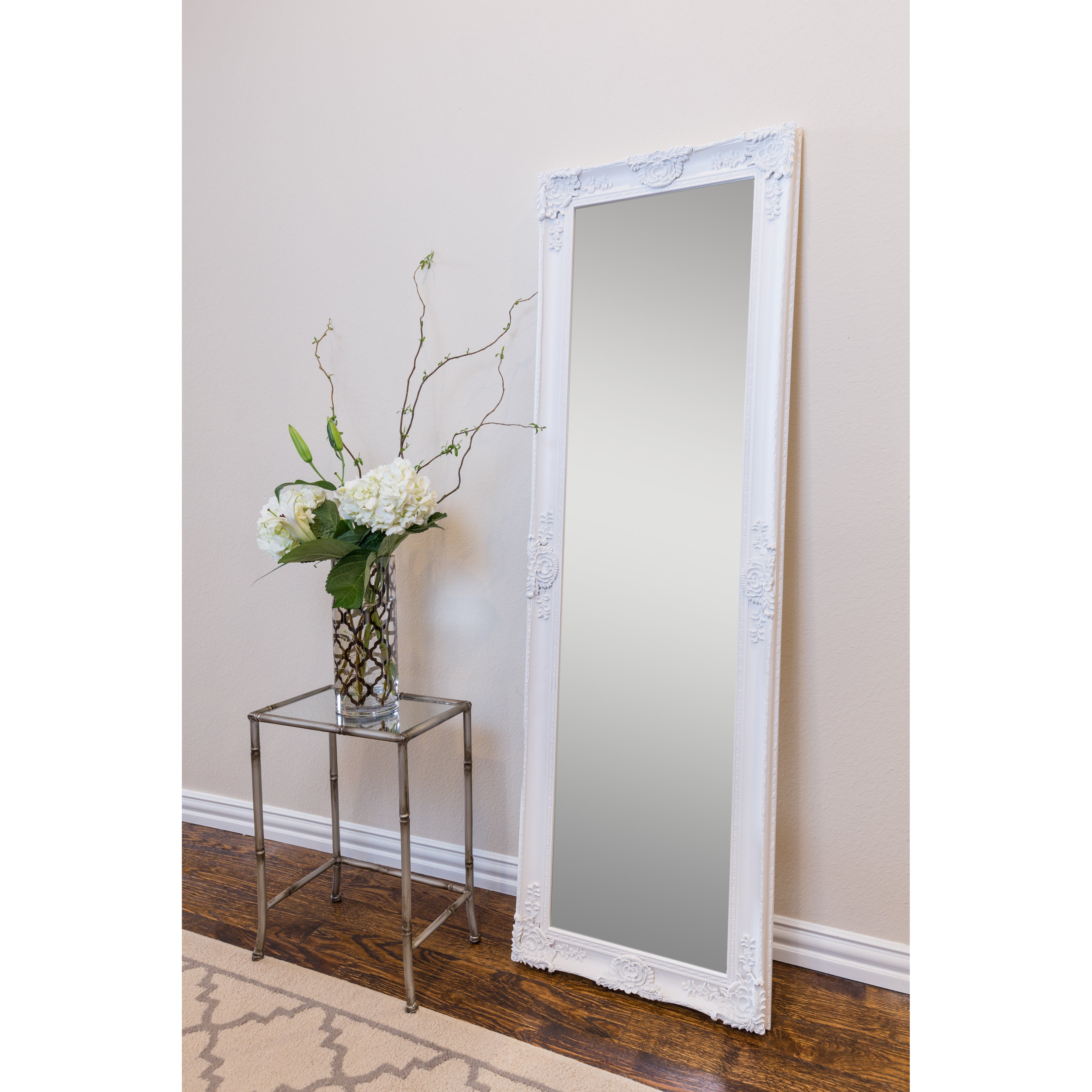 Trendy Full Length Wall Mirrors With Mayfair Belle Full Length Wall Mirror (View 17 of 20)