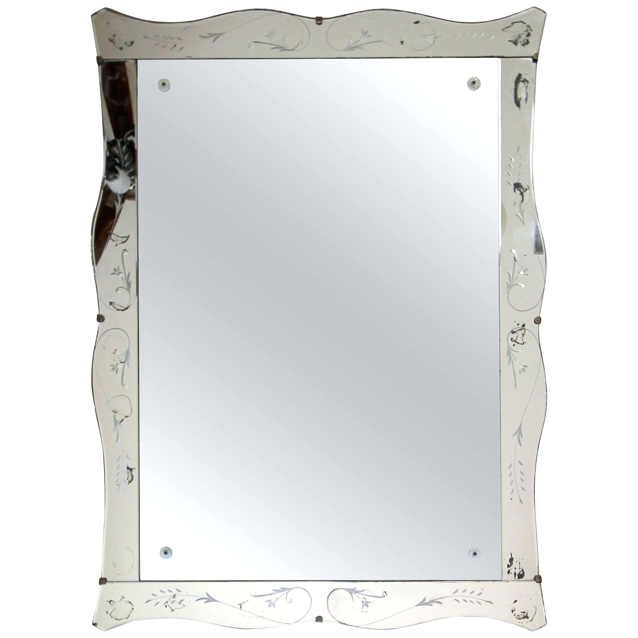 Trendy Full Length Wavy Wall Mirrors Within Wavy Wall Mirror – Lateralleadership (View 20 of 20)