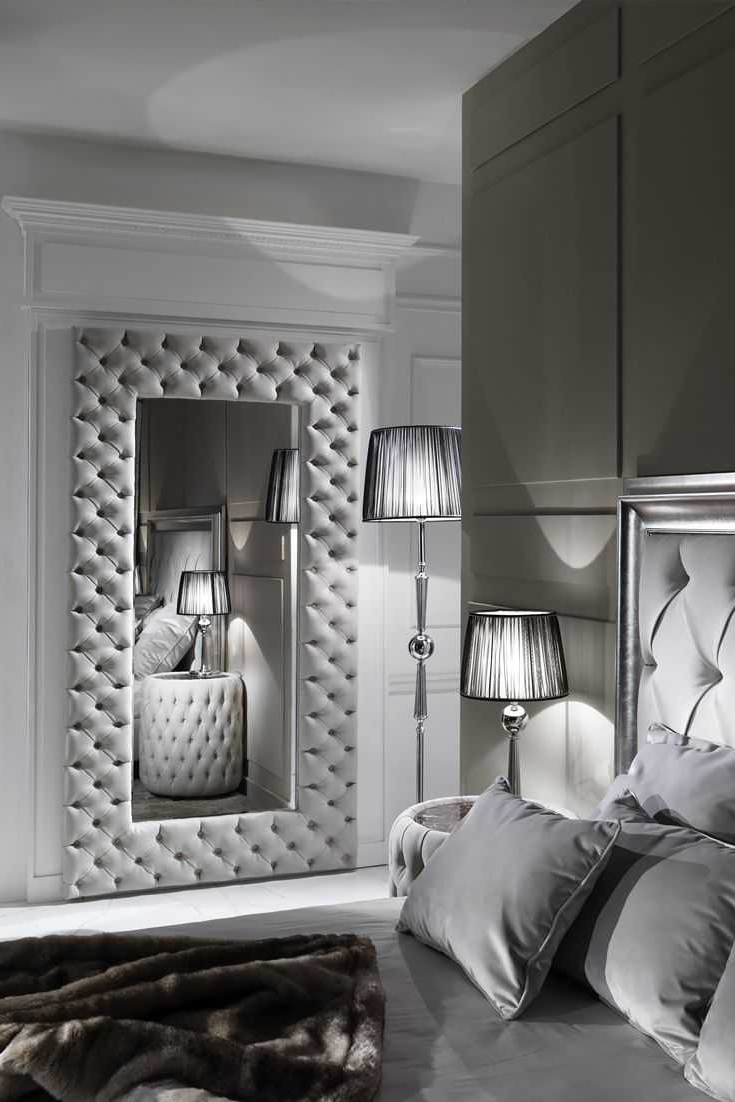 Trendy Home Goods Wall Mirrors Intended For Decorative Wall Mirrors For Bedroom At Home Goods Including Unique (View 14 of 20)