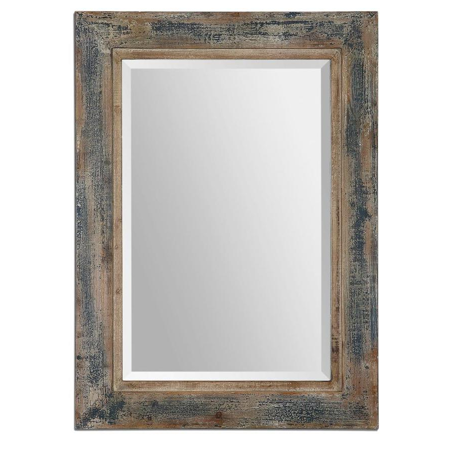 Trendy Ivory Wall Mirrors Pertaining To Global Direct 37.75 In L X  (View 18 of 20)