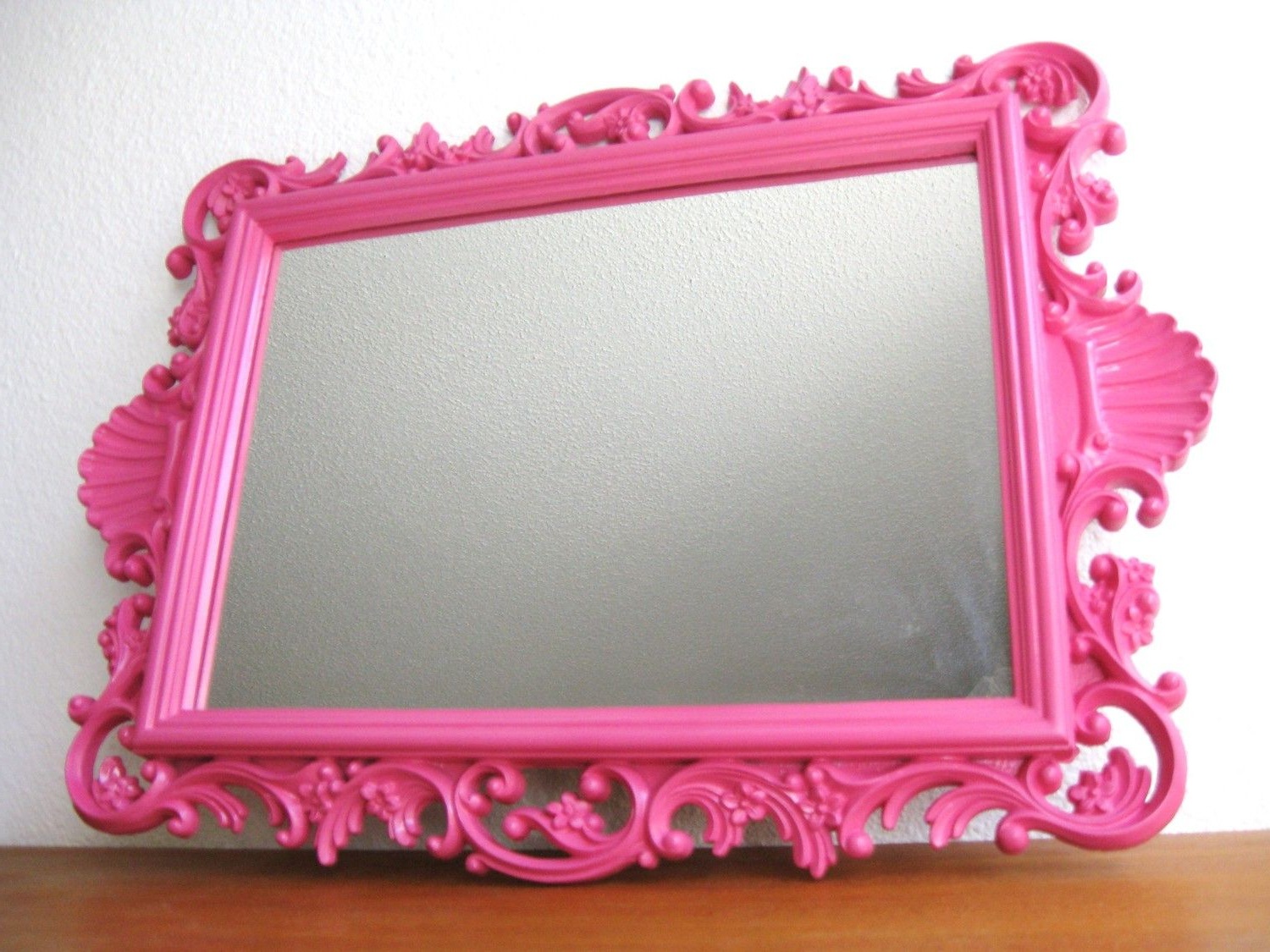 Featured Photo of Pink Wall Mirrors