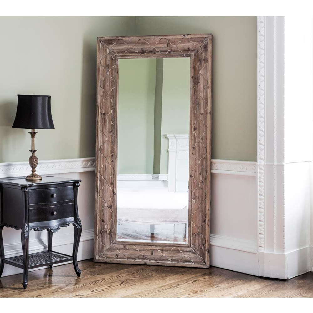 Trendy Oval Full Length Wall Mirrors Throughout Large Oval Mirror Wooden Gym Wall Mirrors Hallway Antique Vintage (View 7 of 20)