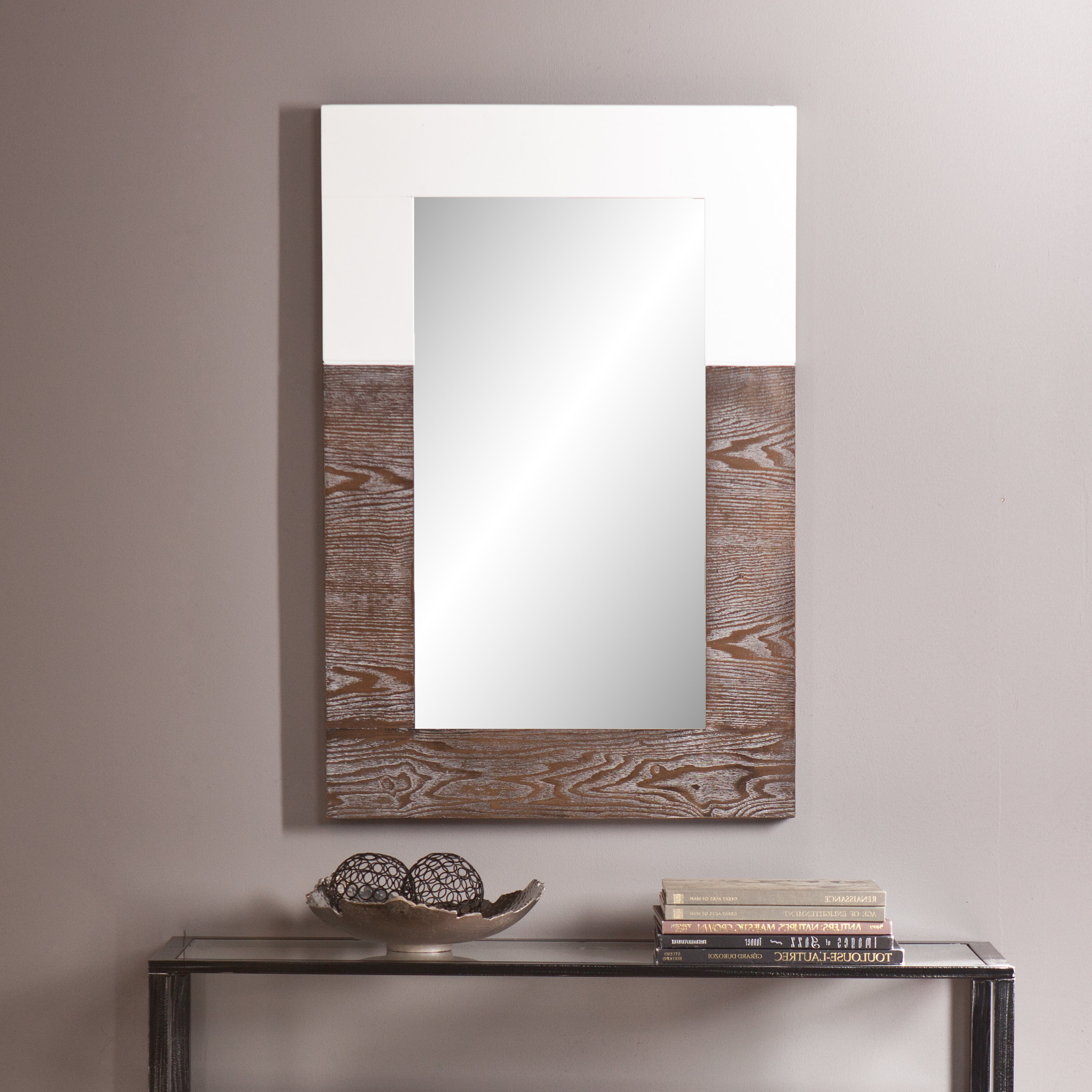 Trendy Rena Accent Mirror With Regard To Derick Accent Mirrors (View 19 of 20)