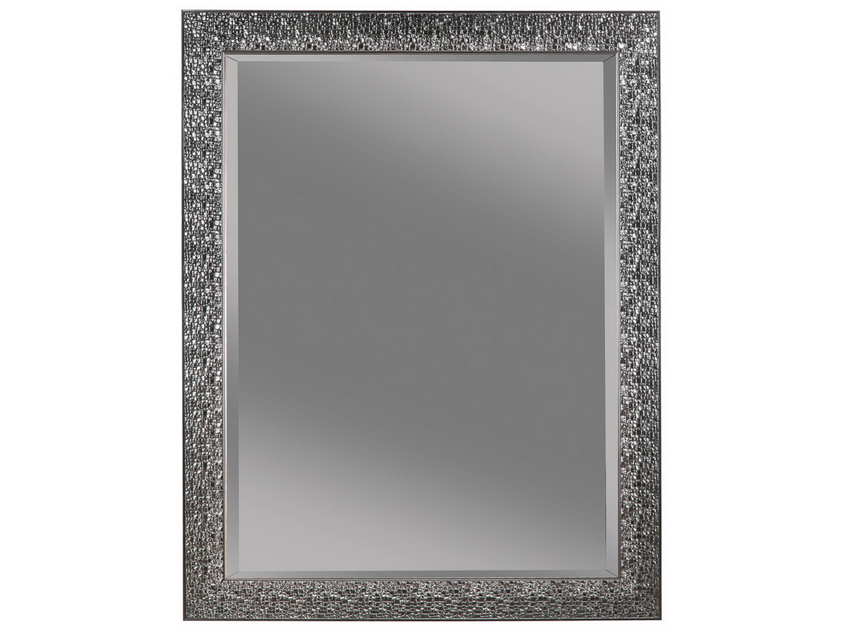Trendy Sparkle Wall Mirrors Within Black Sparkle Wall Mirror (Gallery 4 of 20)