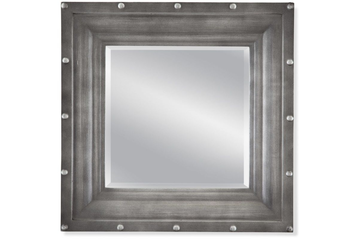 Trendy Square Wall Mirrors Pertaining To Dayton Square Wall Mirror (View 17 of 20)