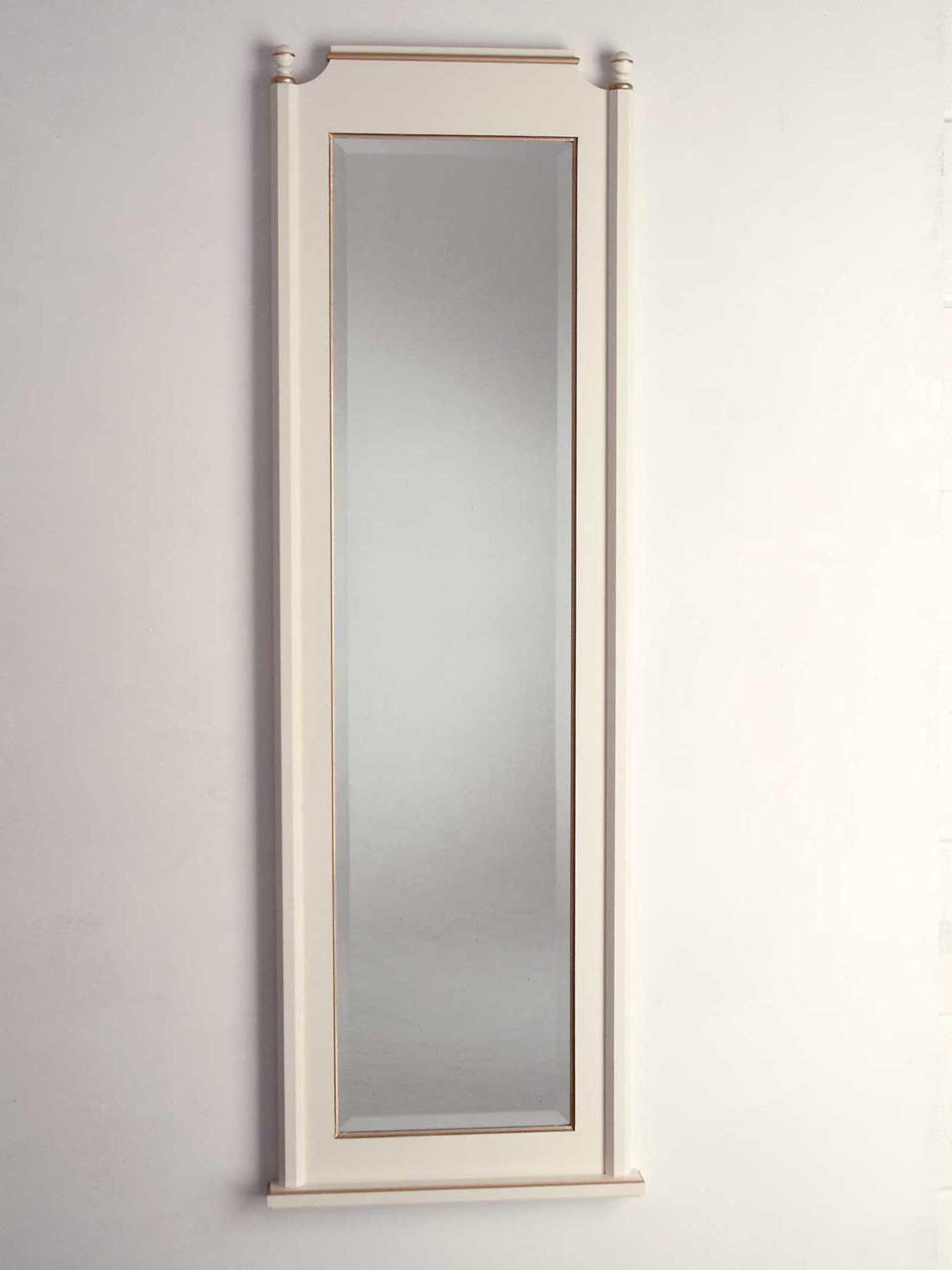 Trendy Tall Wall Mirrors Regarding Classic Tall Wall Mirror (034) – Leporello (View 8 of 20)