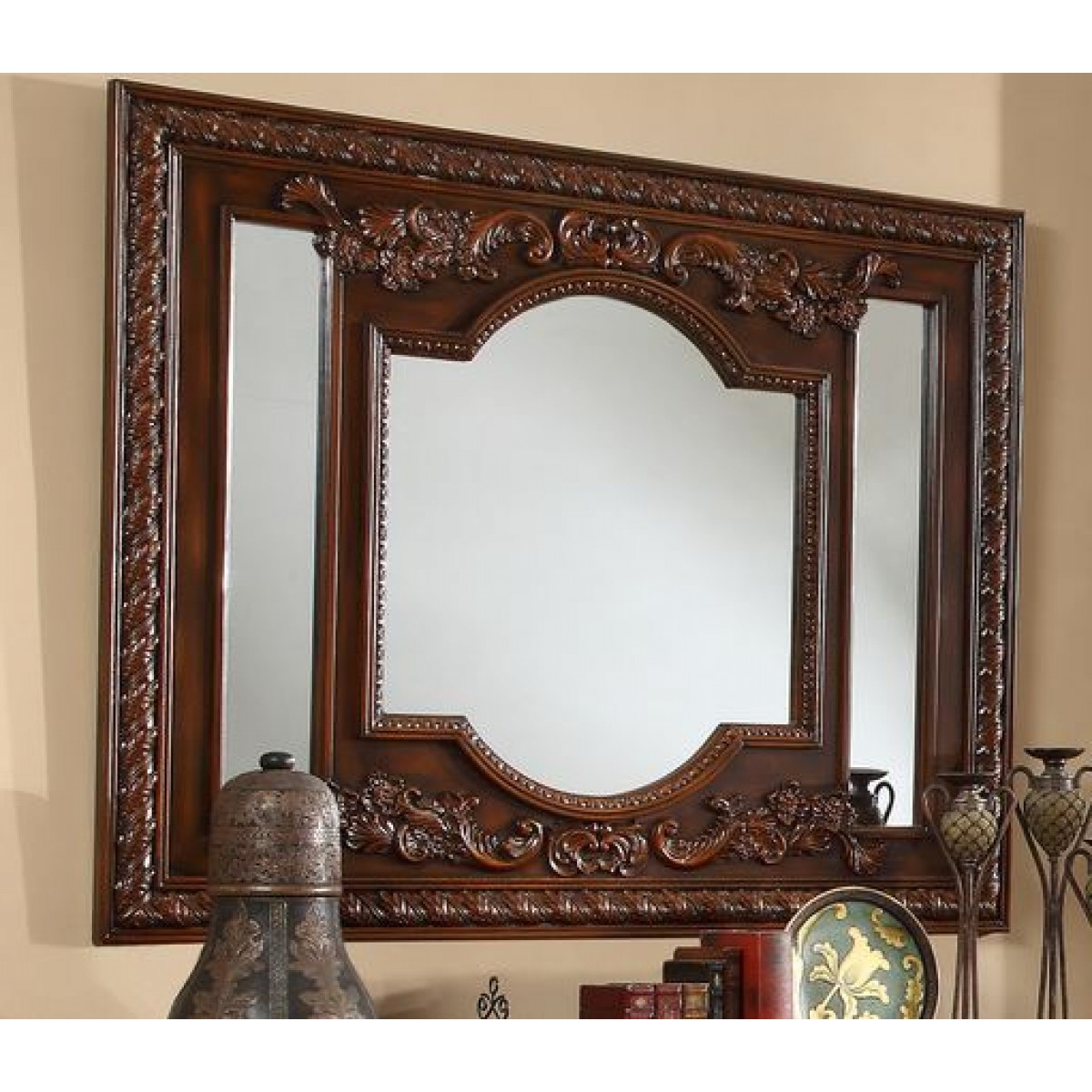 Trendy Traditional Wall Mirrors – Mirror Ideas Inside Traditional Wall Mirrors (View 9 of 20)