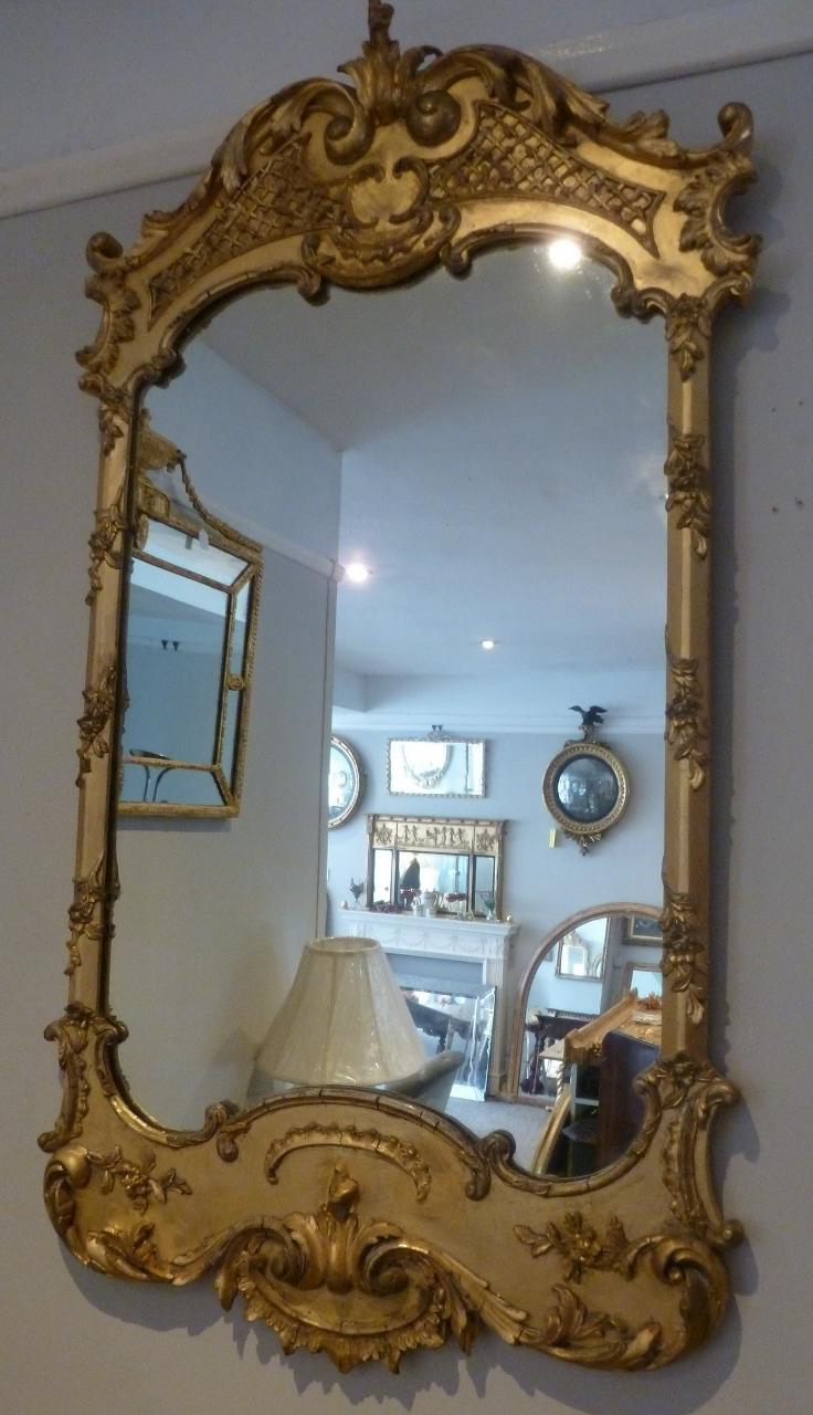 Trendy Victorian Wall Mirror For Pretty Wall Mirrors (View 20 of 20)