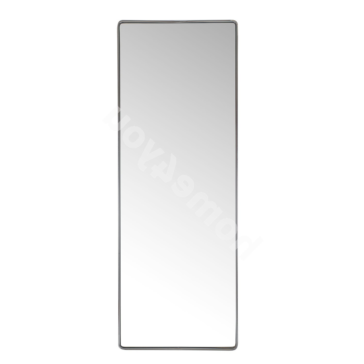 Trendy Wall Mirror Crystal With Safety Film 36x100x3,5cm, Chromed Steel Frame Pertaining To Safety Wall Mirrors (View 8 of 20)