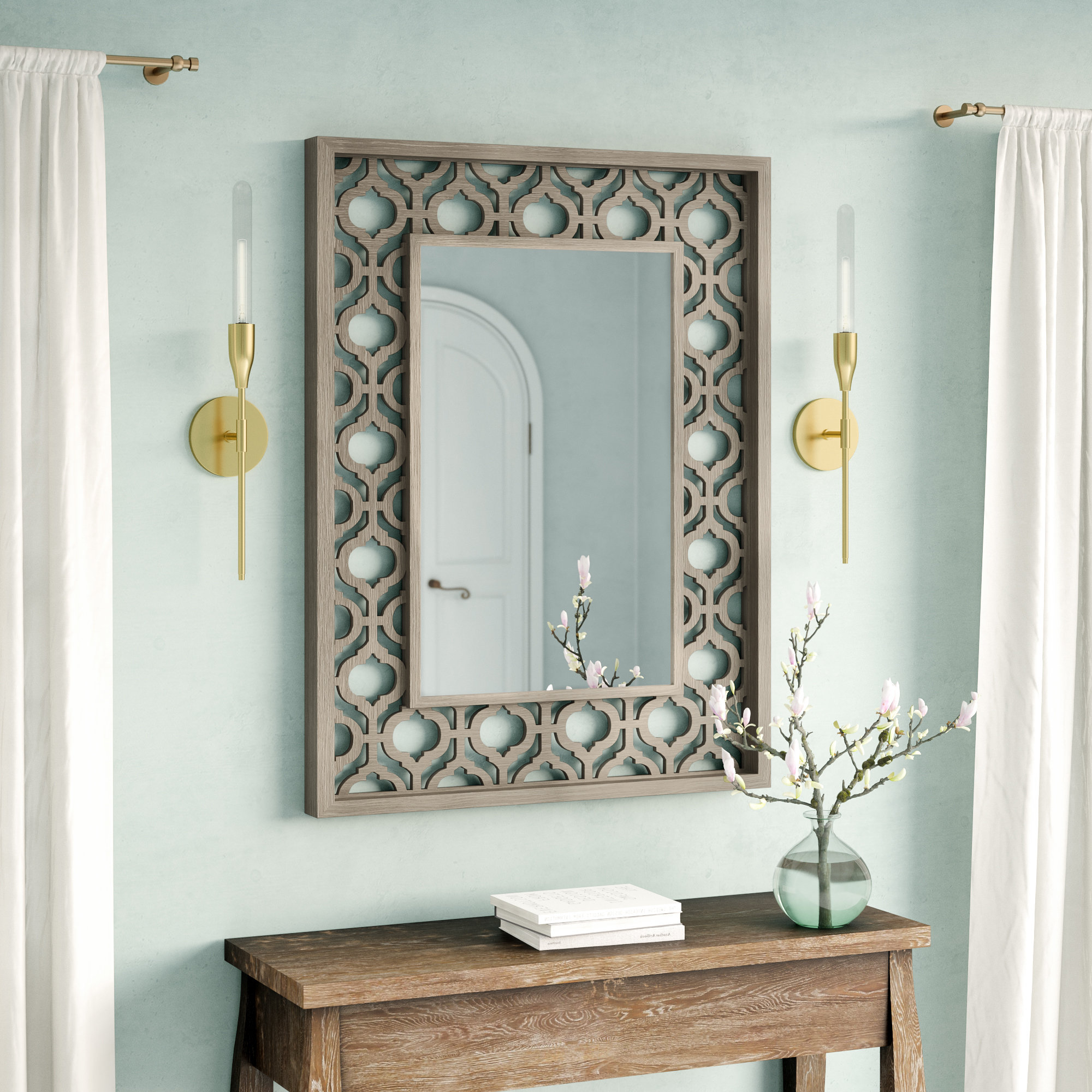 Ulus Accent Mirror Within Well Liked Ulus Accent Mirrors (Gallery 1 of 20)