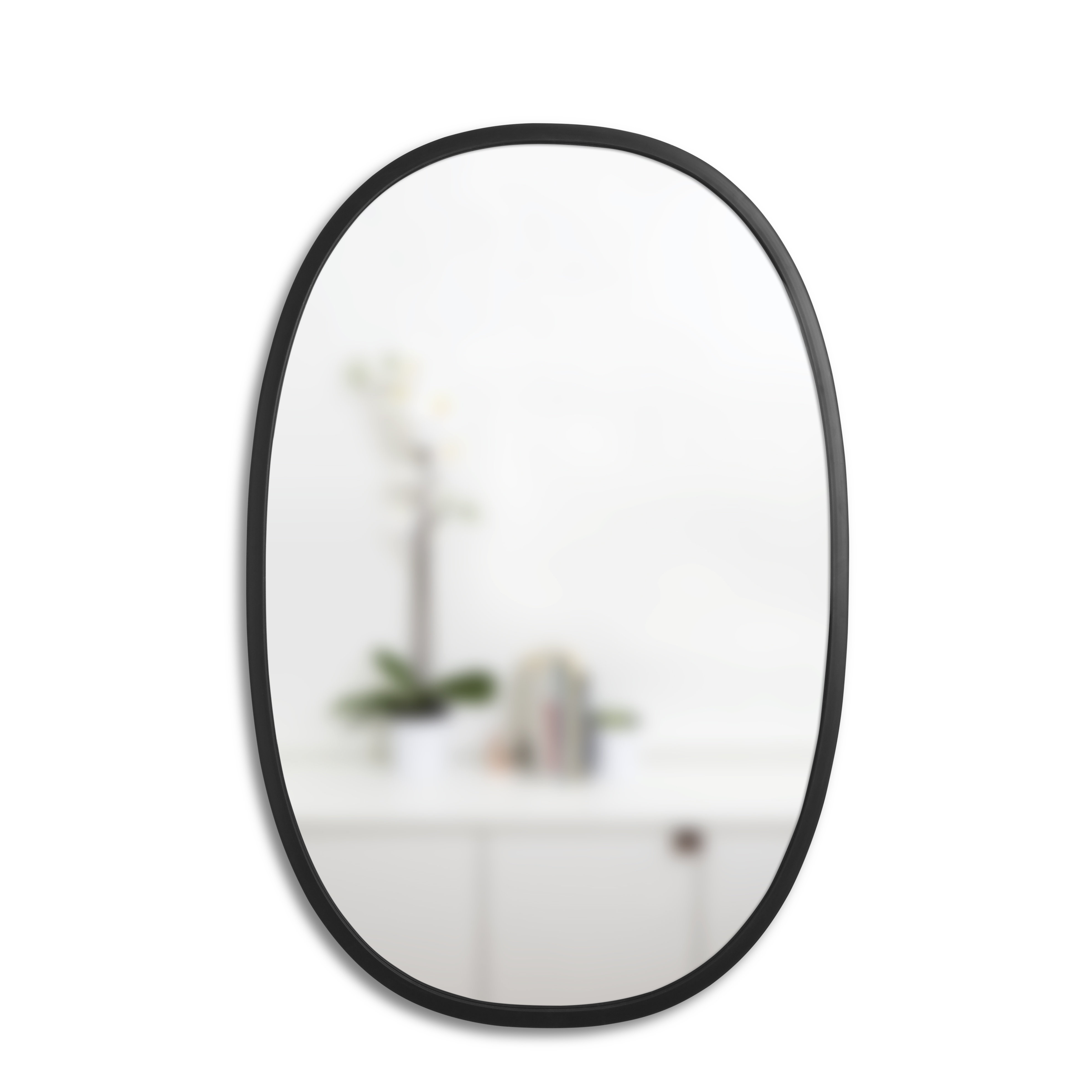 Umbra Hub Modern Contemporary Accent Mirror With Best And Newest Hub Modern And Contemporary Accent Mirrors (View 15 of 20)