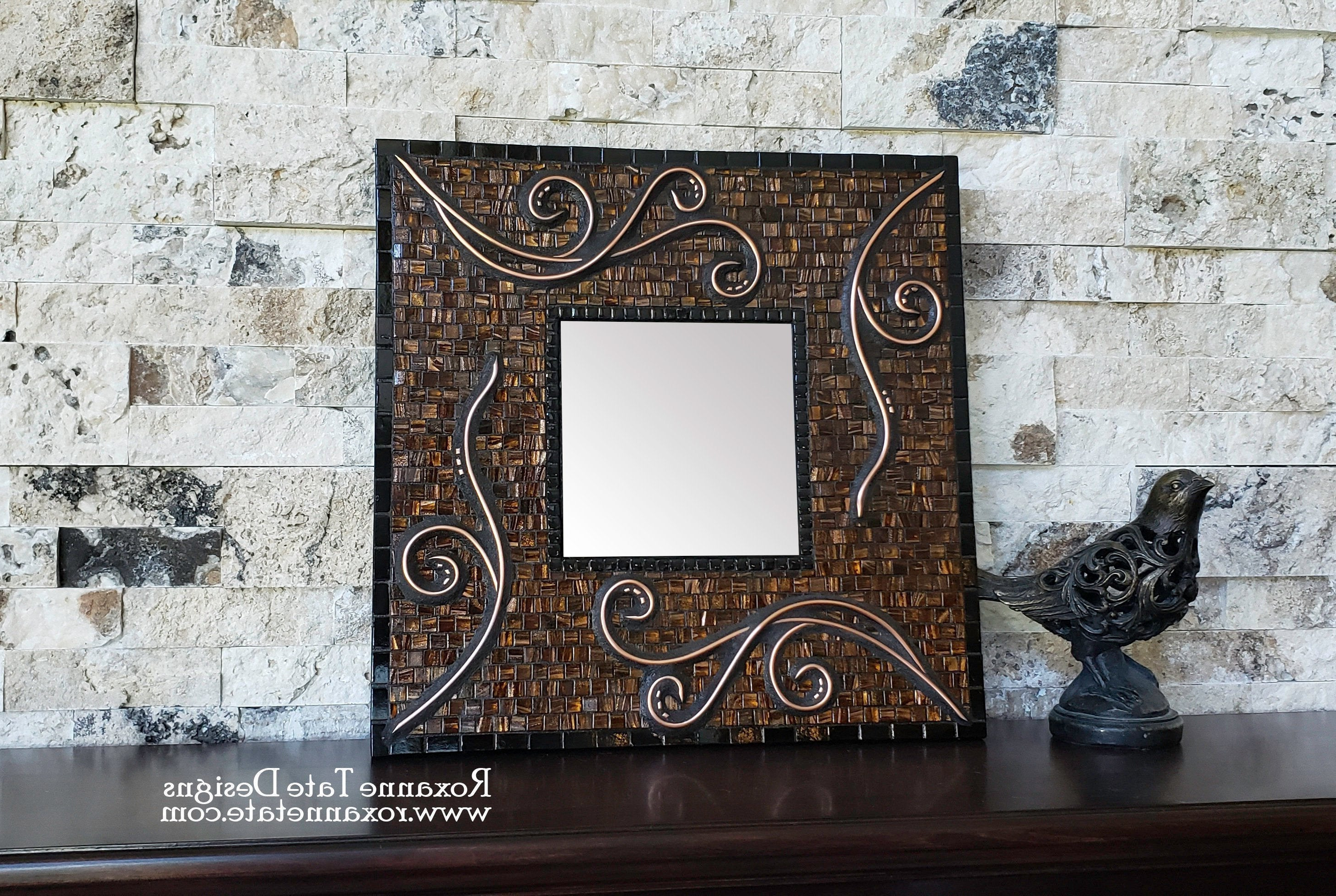 Unique Accent Mirror For Home Decor With Regard To Most Up To Date Rena Accent Mirrors (Gallery 18 of 20)