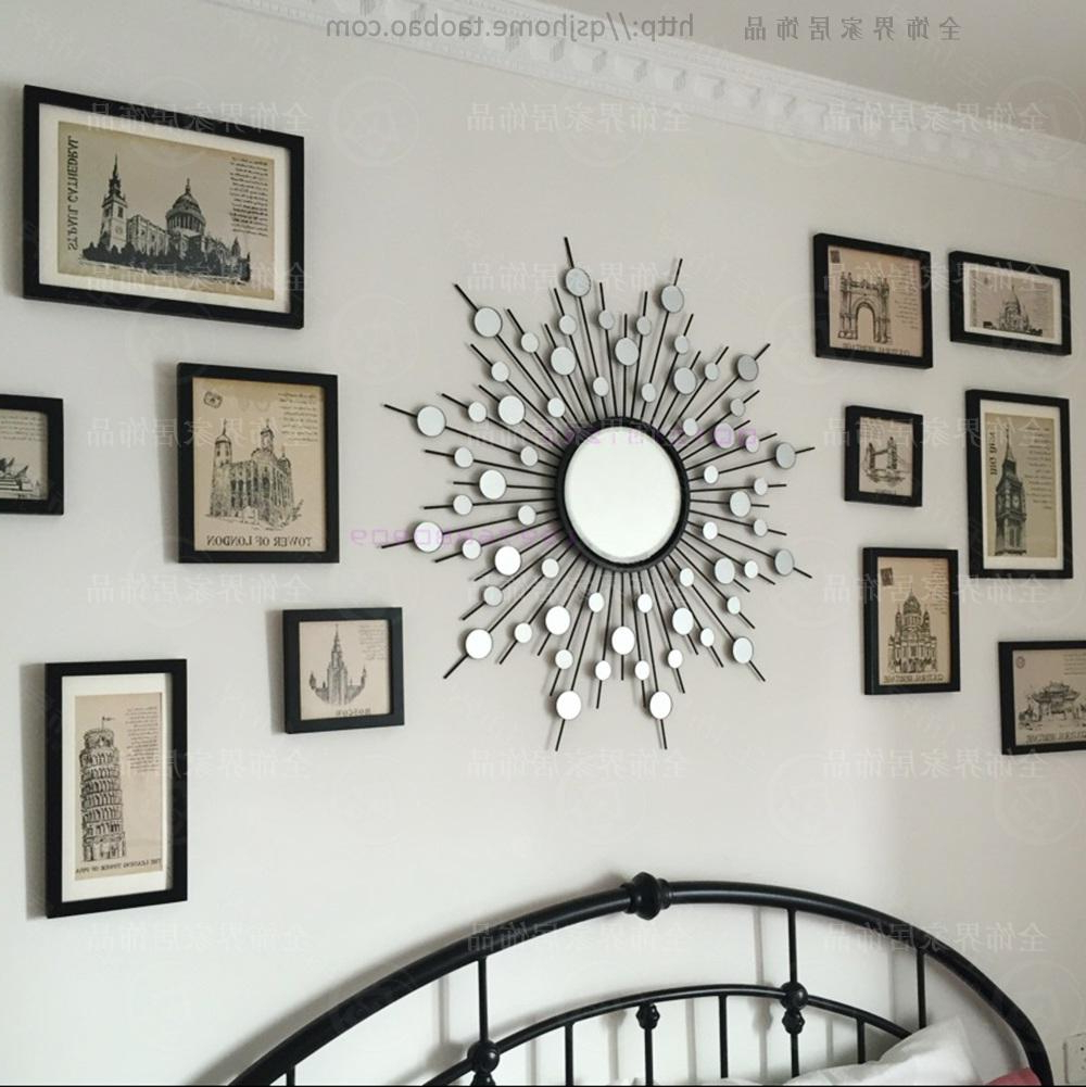 Featured Photo of Wall Mirrors With Art