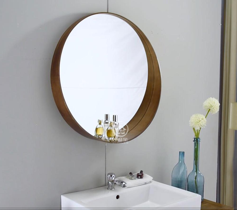 [%us $172.96 8% Off|simple Round Wall Mirror Glass Console Makeup Vanity Mirror Wall Decorative Mirrored Art Bathroom Mirror In Decorative Mirrors From With Popular Decorative Wall Mirrors For Bathrooms|decorative Wall Mirrors For Bathrooms Inside Most Recent Us $172.96 8% Off|simple Round Wall Mirror Glass Console Makeup Vanity Mirror Wall Decorative Mirrored Art Bathroom Mirror In Decorative Mirrors From|recent Decorative Wall Mirrors For Bathrooms Throughout Us $172.96 8% Off|simple Round Wall Mirror Glass Console Makeup Vanity Mirror Wall Decorative Mirrored Art Bathroom Mirror In Decorative Mirrors From|popular Us $ (View 12 of 20)