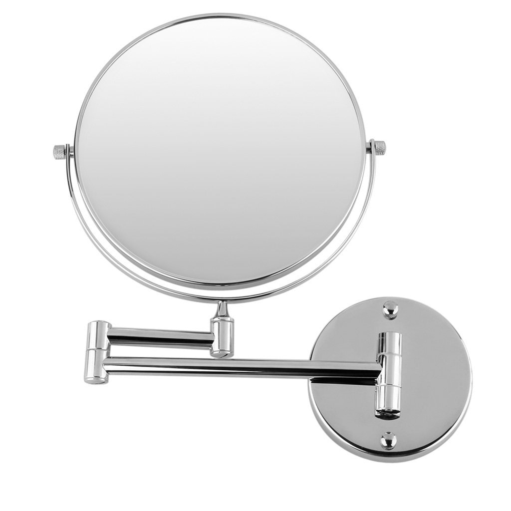 [%us $18.71 20% Off|chrome Round Extending 8 Inches Cosmetic Wall Mounted  Make Up Mirror Shaving Bathroom Mirror 3x Magnification In Makeup Mirrors  From In Well Known Cosmetic Wall Mirrors|cosmetic Wall Mirrors Throughout Well Known Us $18.71 20% Off|chrome Round Extending 8 Inches Cosmetic Wall Mounted  Make Up Mirror Shaving Bathroom Mirror 3x Magnification In Makeup Mirrors  From|best And Newest Cosmetic Wall Mirrors With Us $18.71 20% Off|chrome Round Extending 8 Inches Cosmetic Wall Mounted  Make Up Mirror Shaving Bathroom Mirror 3x Magnification In Makeup Mirrors  From|most Current Us $ (View 3 of 20)