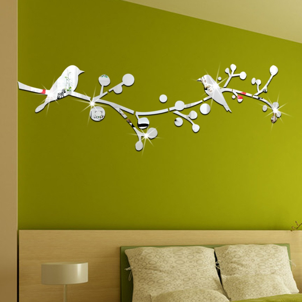 [%us $18.87 25% Off|pastoral Wall Sticker Home Decor Tree Bird Mirror Wall Stickers Diy Wall Art Tv Backdrop Entrance Wall Decoration 3d Stickers In Within 2019 Bird Wall Mirrors|bird Wall Mirrors For Widely Used Us $18.87 25% Off|pastoral Wall Sticker Home Decor Tree Bird Mirror Wall Stickers Diy Wall Art Tv Backdrop Entrance Wall Decoration 3d Stickers In|most Recently Released Bird Wall Mirrors Intended For Us $18.87 25% Off|pastoral Wall Sticker Home Decor Tree Bird Mirror Wall Stickers Diy Wall Art Tv Backdrop Entrance Wall Decoration 3d Stickers In|famous Us $ (View 19 of 20)