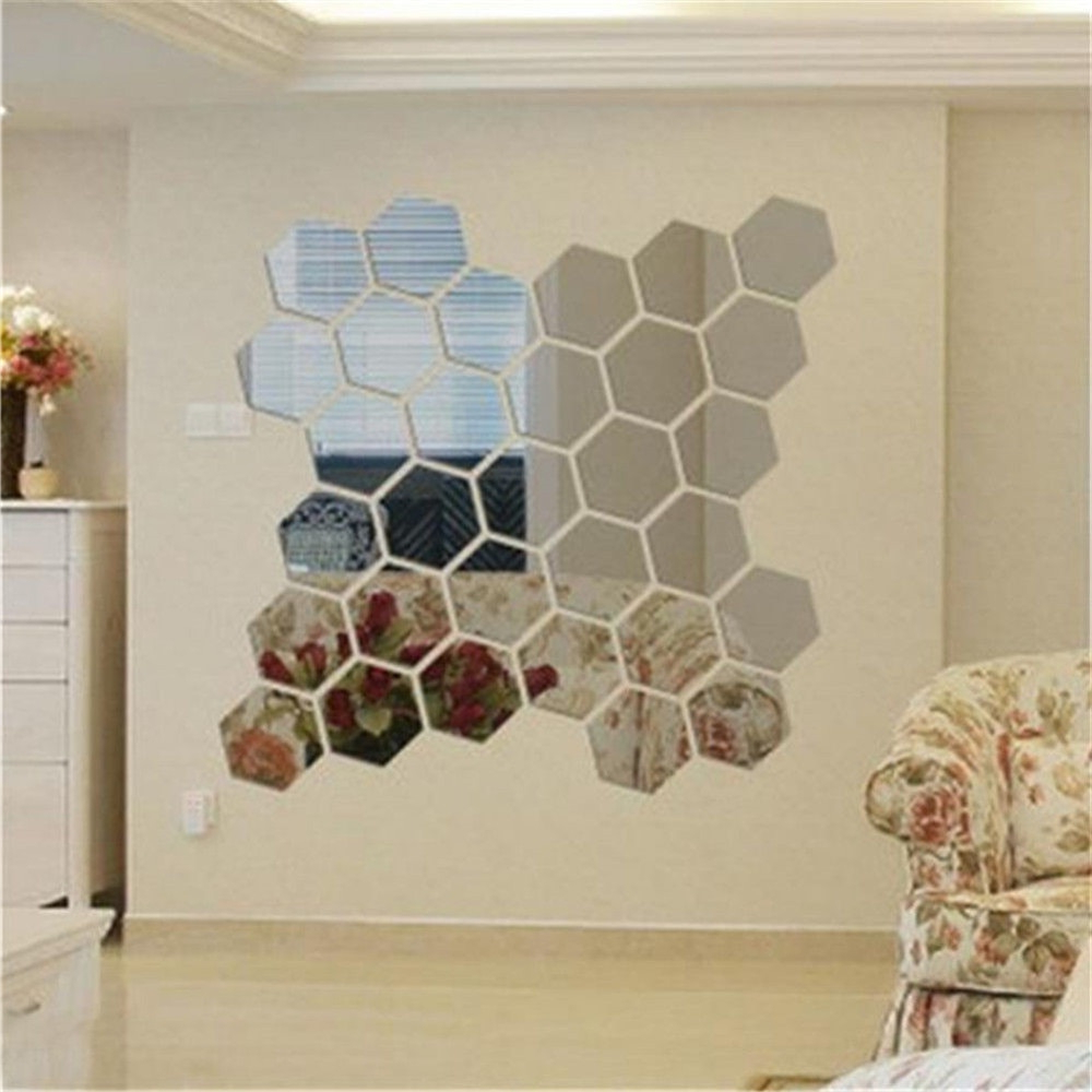 [%Us $2.94 30% Off|Aliexpress : Buy Modern Creative 3D Silver Wall Mirror  Geometric Acrylic Wall Bedroom Living Room Stickers Decor Diy Gift From Pertaining To 2019 Acrylic Wall Mirrors|Acrylic Wall Mirrors Throughout Preferred Us $2.94 30% Off|Aliexpress : Buy Modern Creative 3D Silver Wall Mirror  Geometric Acrylic Wall Bedroom Living Room Stickers Decor Diy Gift From|Well Known Acrylic Wall Mirrors Pertaining To Us $2.94 30% Off|Aliexpress : Buy Modern Creative 3D Silver Wall Mirror  Geometric Acrylic Wall Bedroom Living Room Stickers Decor Diy Gift From|Famous Us $ (View 1 of 20)