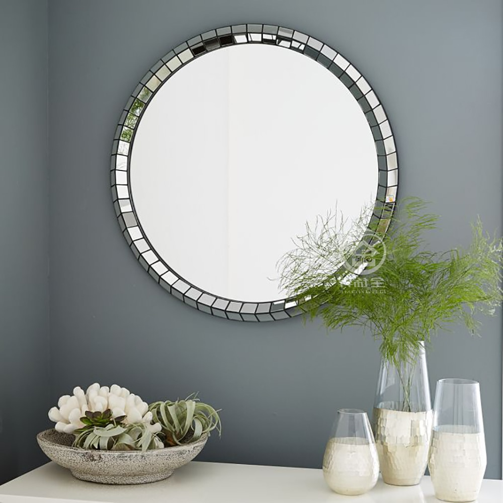 [%Us $254.8 9% Off|Modern Round Wall Mirror Glass Console Mirror Bathroom  Venetian Mirror Wall Decorative Mirrored Art In Decorative Mirrors From  Home & Regarding Most Recently Released Modern Round Wall Mirrors|Modern Round Wall Mirrors For Fashionable Us $254.8 9% Off|Modern Round Wall Mirror Glass Console Mirror Bathroom  Venetian Mirror Wall Decorative Mirrored Art In Decorative Mirrors From  Home &|Latest Modern Round Wall Mirrors With Regard To Us $254.8 9% Off|Modern Round Wall Mirror Glass Console Mirror Bathroom  Venetian Mirror Wall Decorative Mirrored Art In Decorative Mirrors From  Home &|Famous Us $ (View 1 of 20)