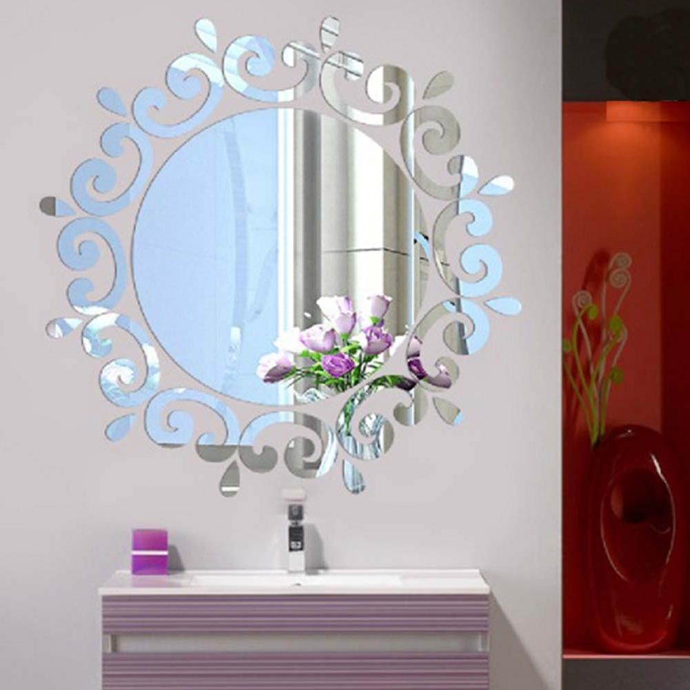 Featured Photo of Flower Wall Mirrors