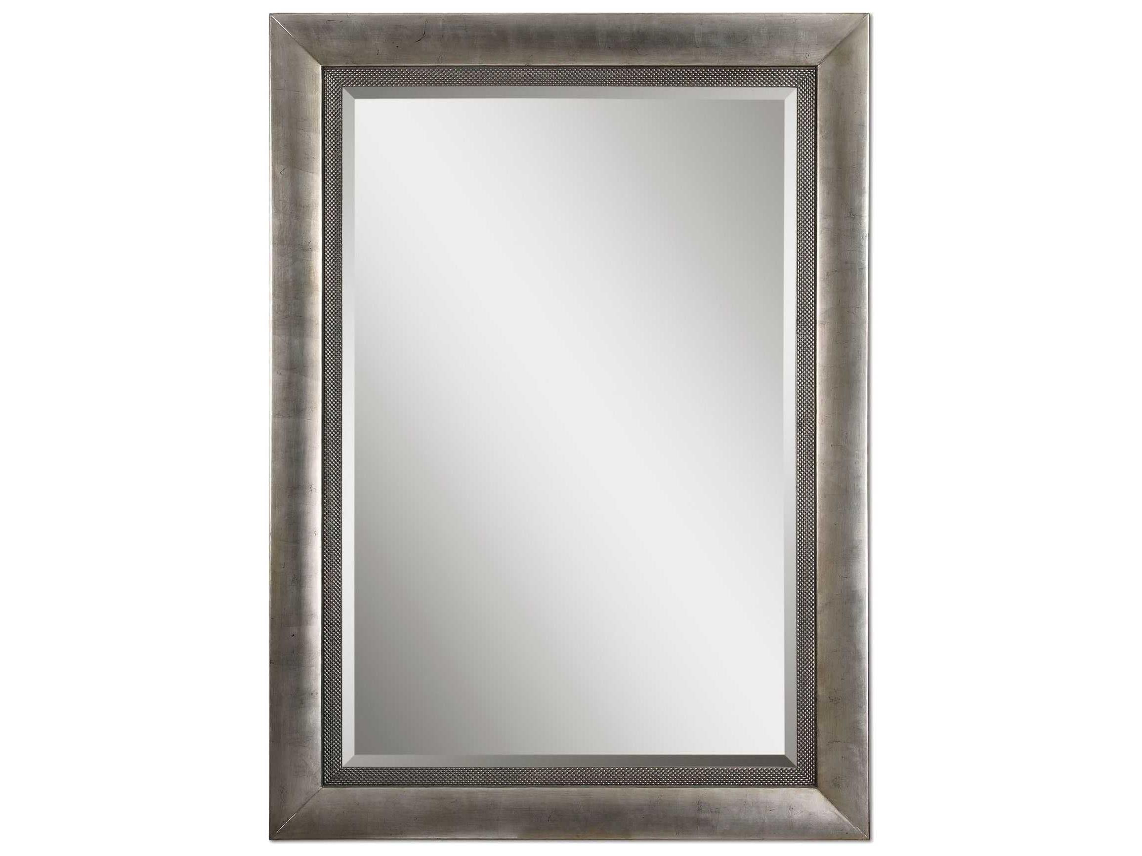 Uttermost Gilford 62 X 86 Antique Silver Wall Mirror In Latest Antique Silver Wall Mirrors (View 16 of 20)