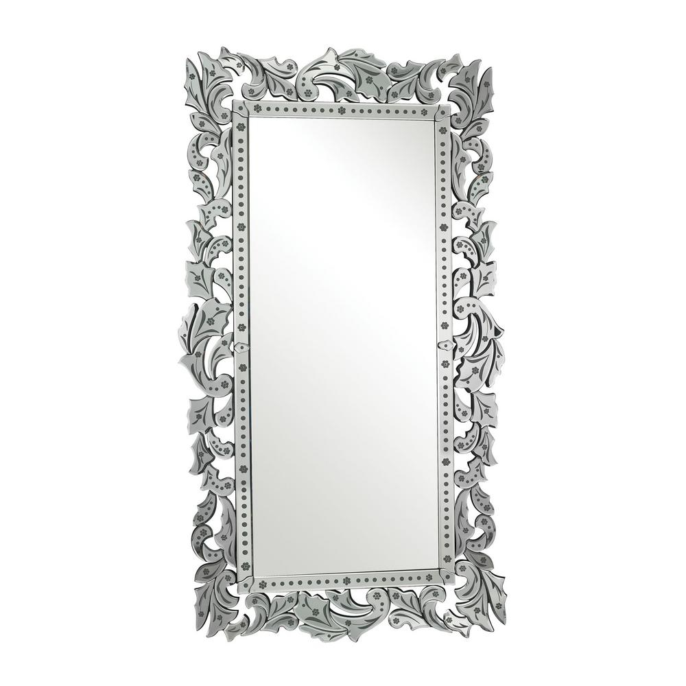 Venetian Wall Mirrors Pertaining To Most Current Reede 72 In. X 40 In (View 11 of 20)