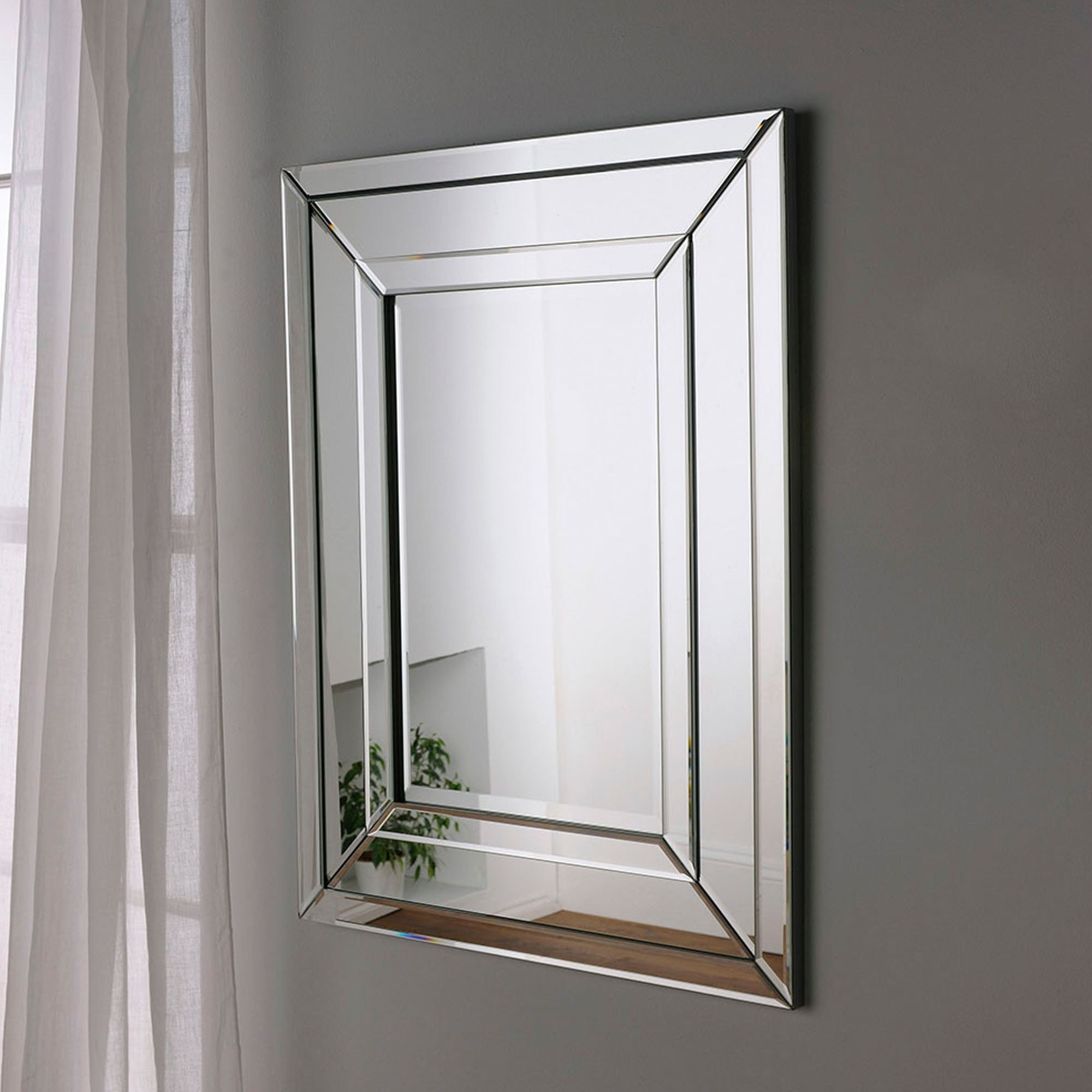 Venetian Wall Mirrors Throughout Well Known Contemporary Venetian Wall Mirror (View 17 of 20)