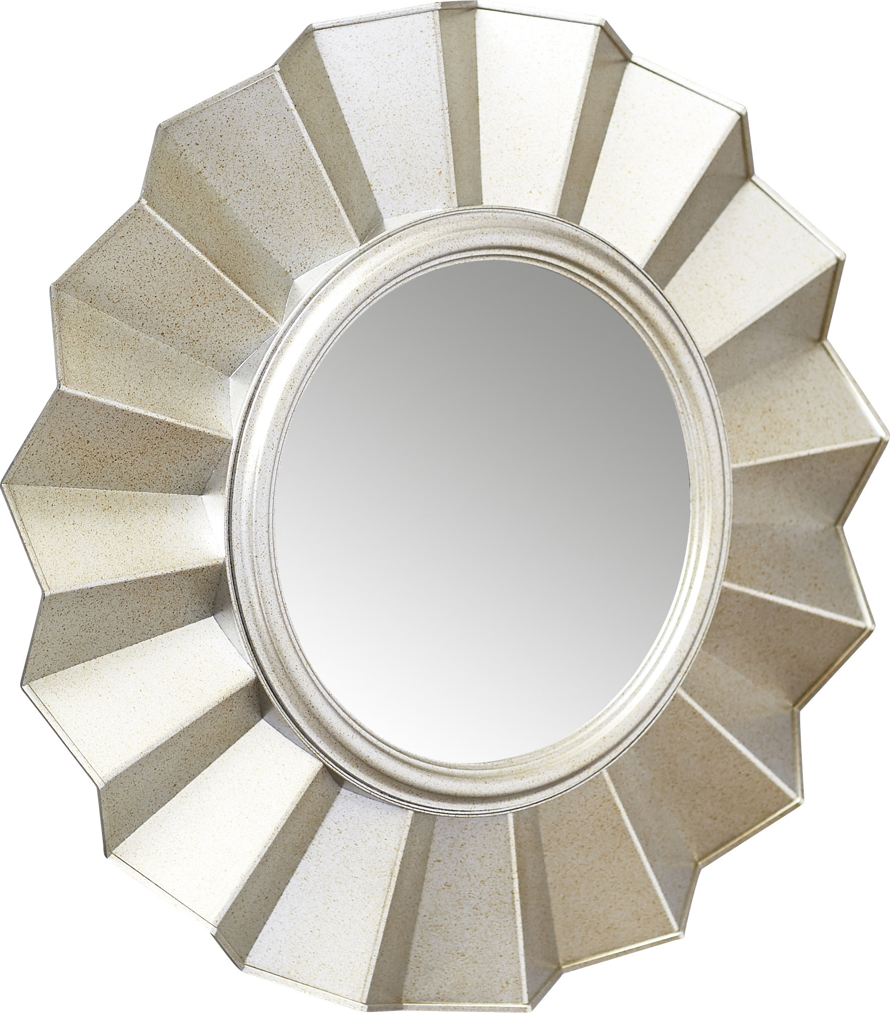 Vertical Round Wall Mirror Regarding 2019 Estrela Modern Sunburst Metal Wall Mirrors (View 19 of 20)