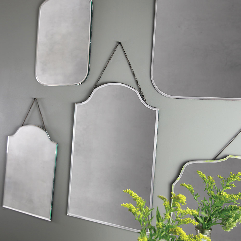 Vintage Wall Mirror – Small In Current Small Vintage Wall Mirrors (View 7 of 20)