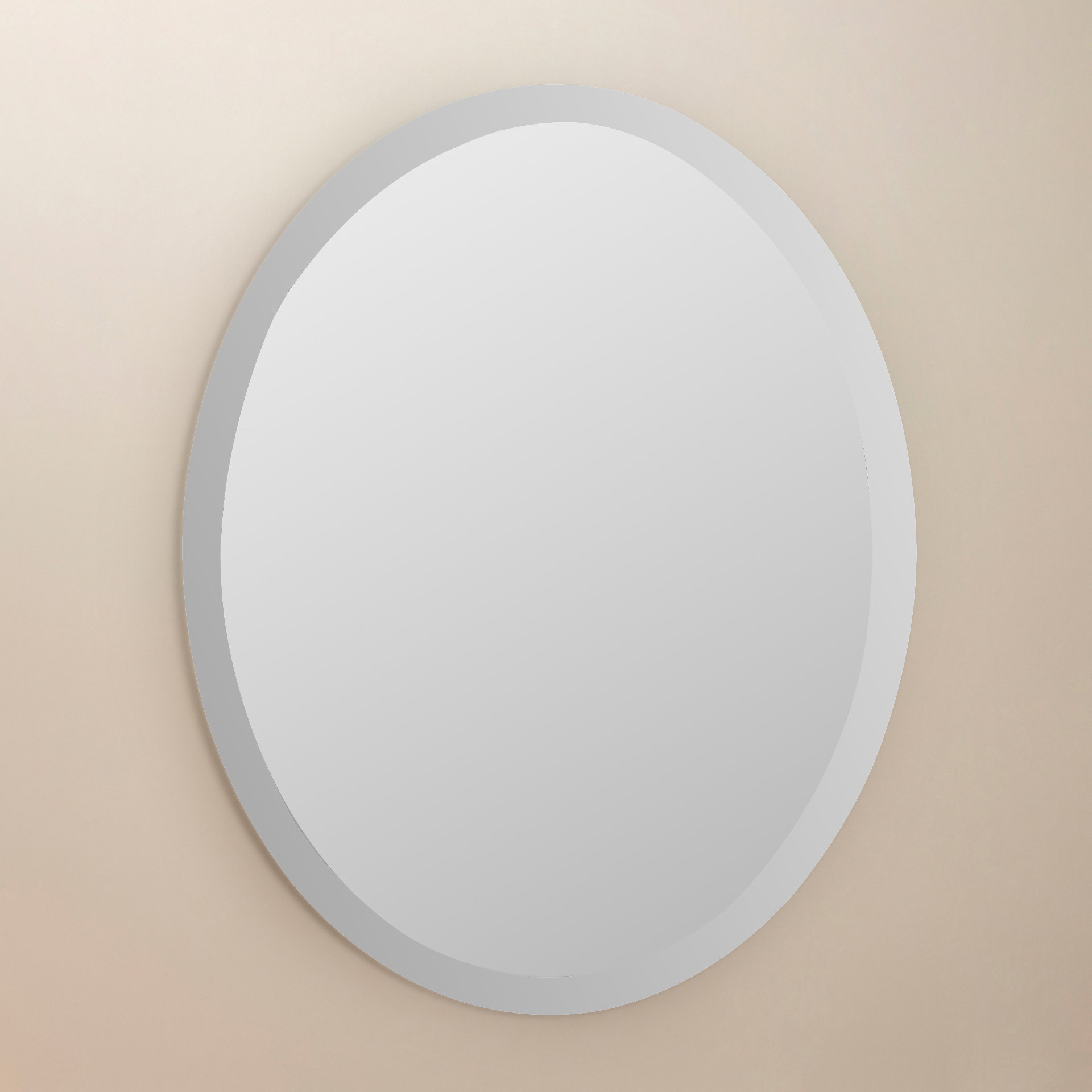 Wade Logan Gaunts Earthcott Mirror In Most Current Gaunts Earthcott Modern & Contemporary Beveled Accent Mirrors (View 4 of 20)