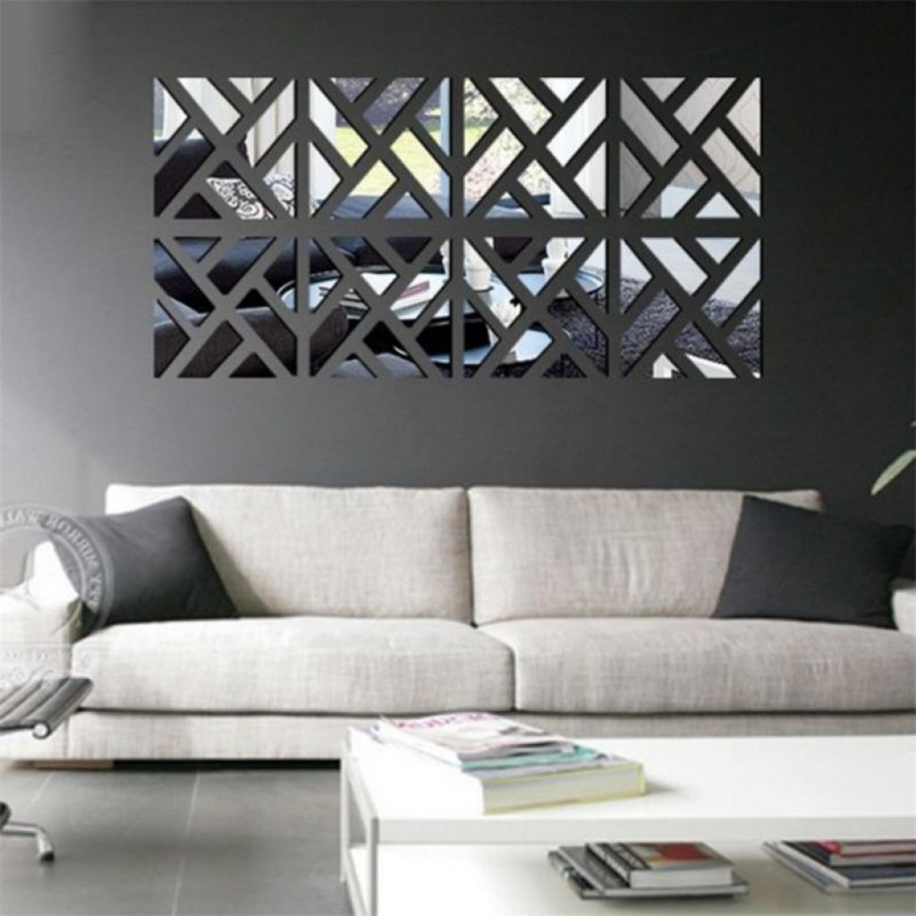 Wall Decorative Mirror Popular Decor Buy Cheap Unique Mirrors Modern Within Latest Decorative Cheap Wall Mirrors (View 14 of 20)