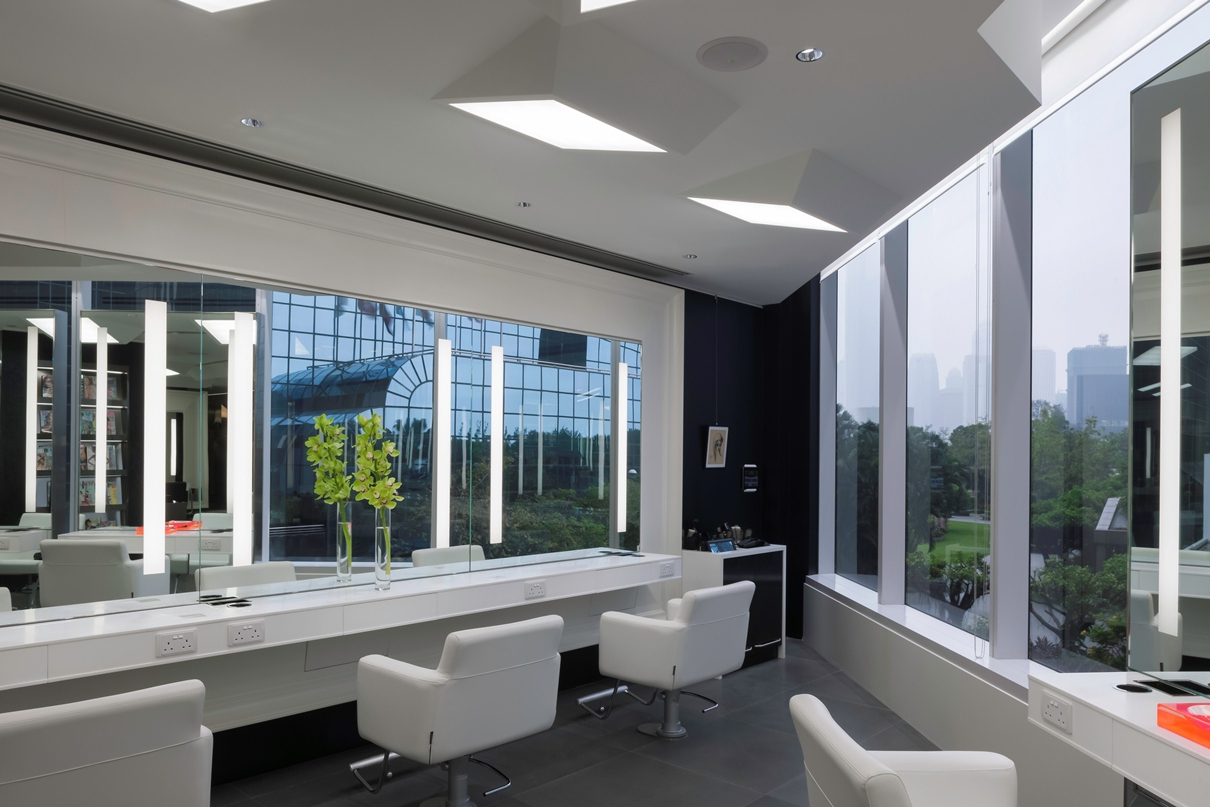 Wall Mirror For Hair Salon – Mirror Ideas For Recent Salon Wall Mirrors (View 9 of 20)