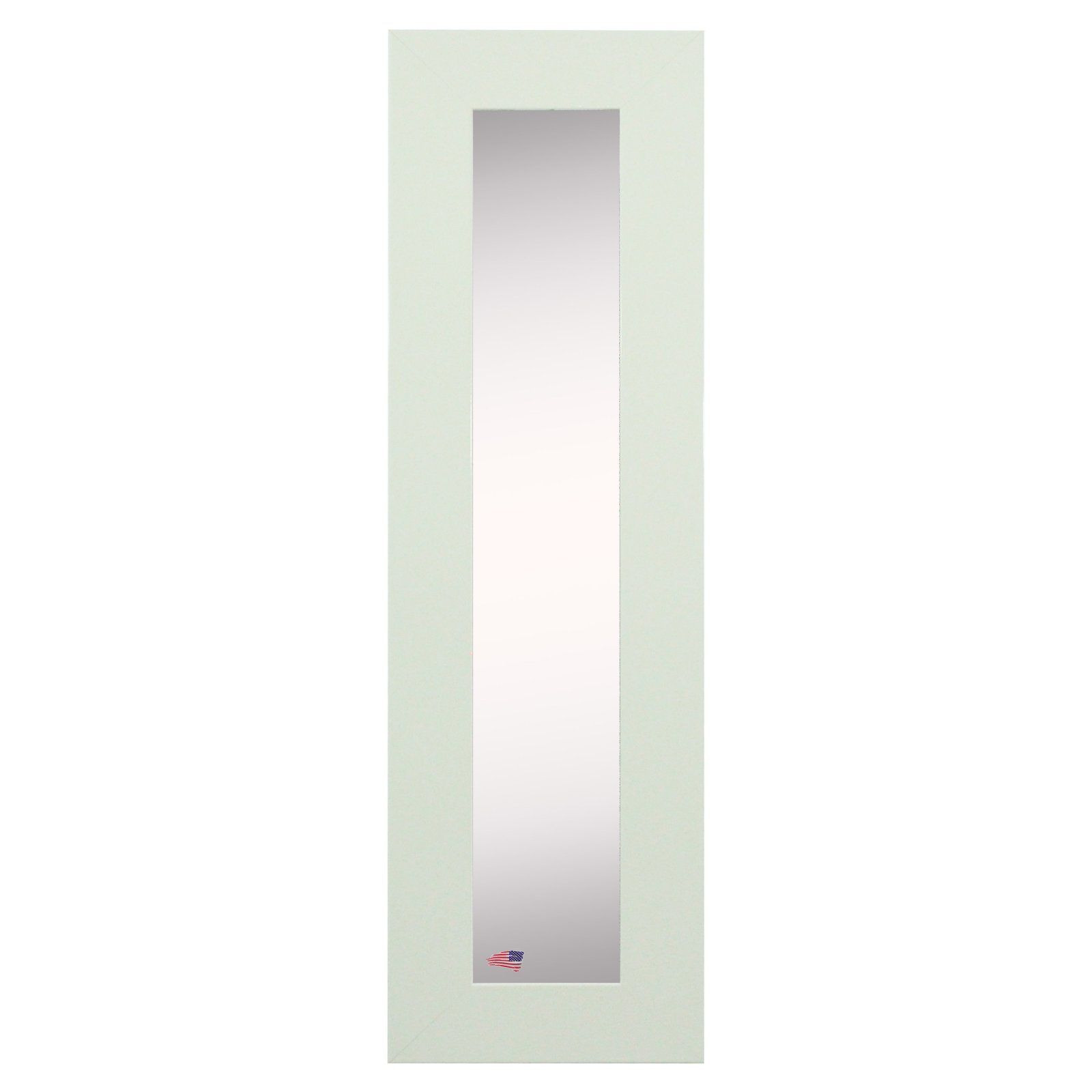 Wall Mirror Sets Of 4 With Widely Used Rayne Mirrors Delta White Panel Wall Mirror – Set Of (View 15 of 20)