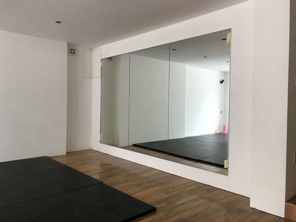 Wall Mirrors For Home Gym Within Most Recently Released Home Gym Mirrors Manchester – Glass Installations (View 18 of 20)