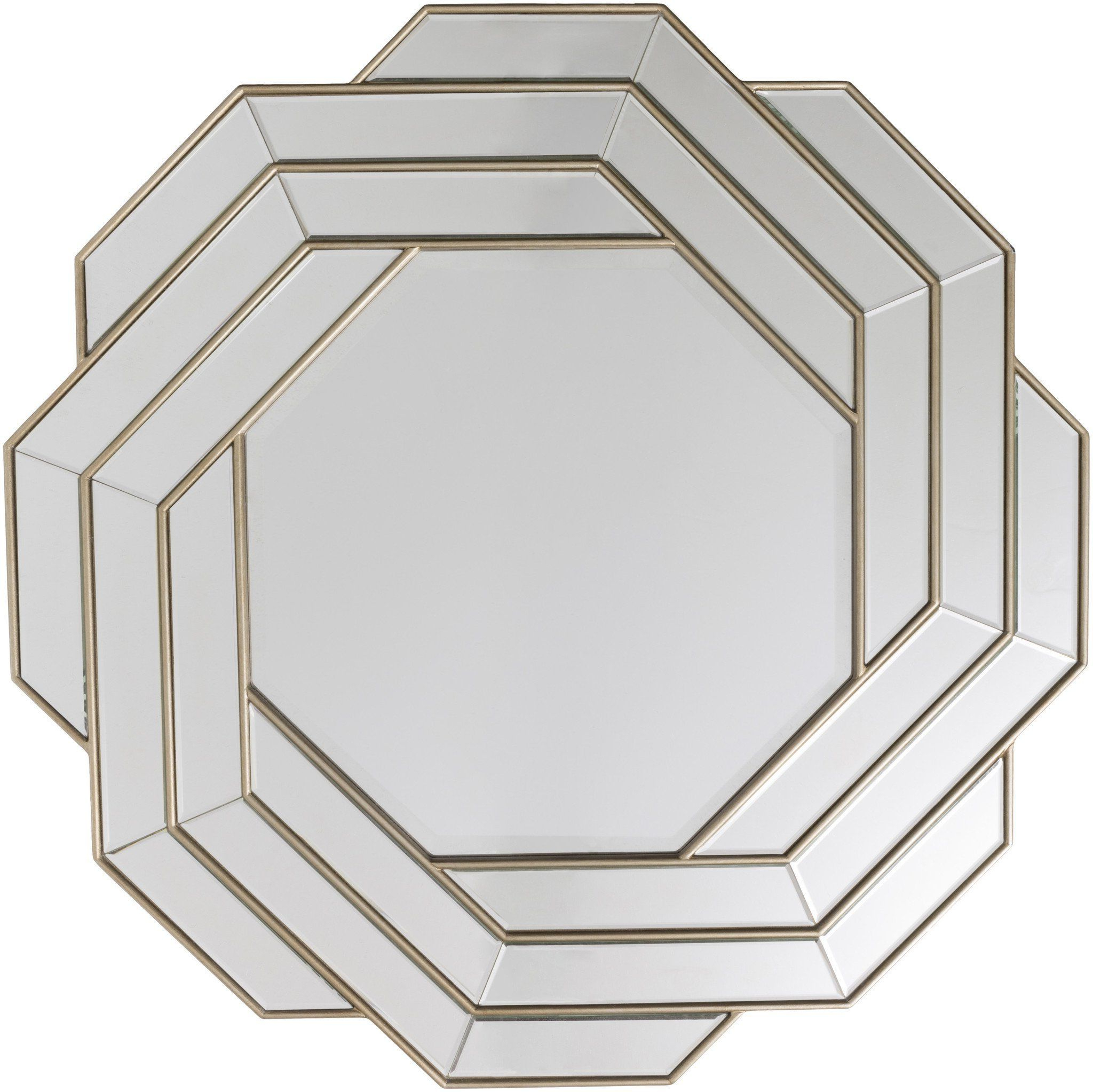 Wall Shelves With Mirror – Barlow Wall Mirror Designsurya With Well Known Trigg Accent Mirrors (View 15 of 20)