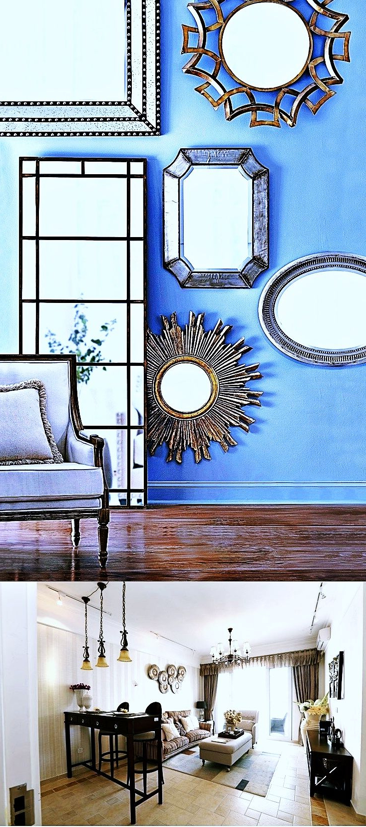 Wall To Wall Mirrors In 2019 With Hinged Wall Mirrors (View 4 of 20)