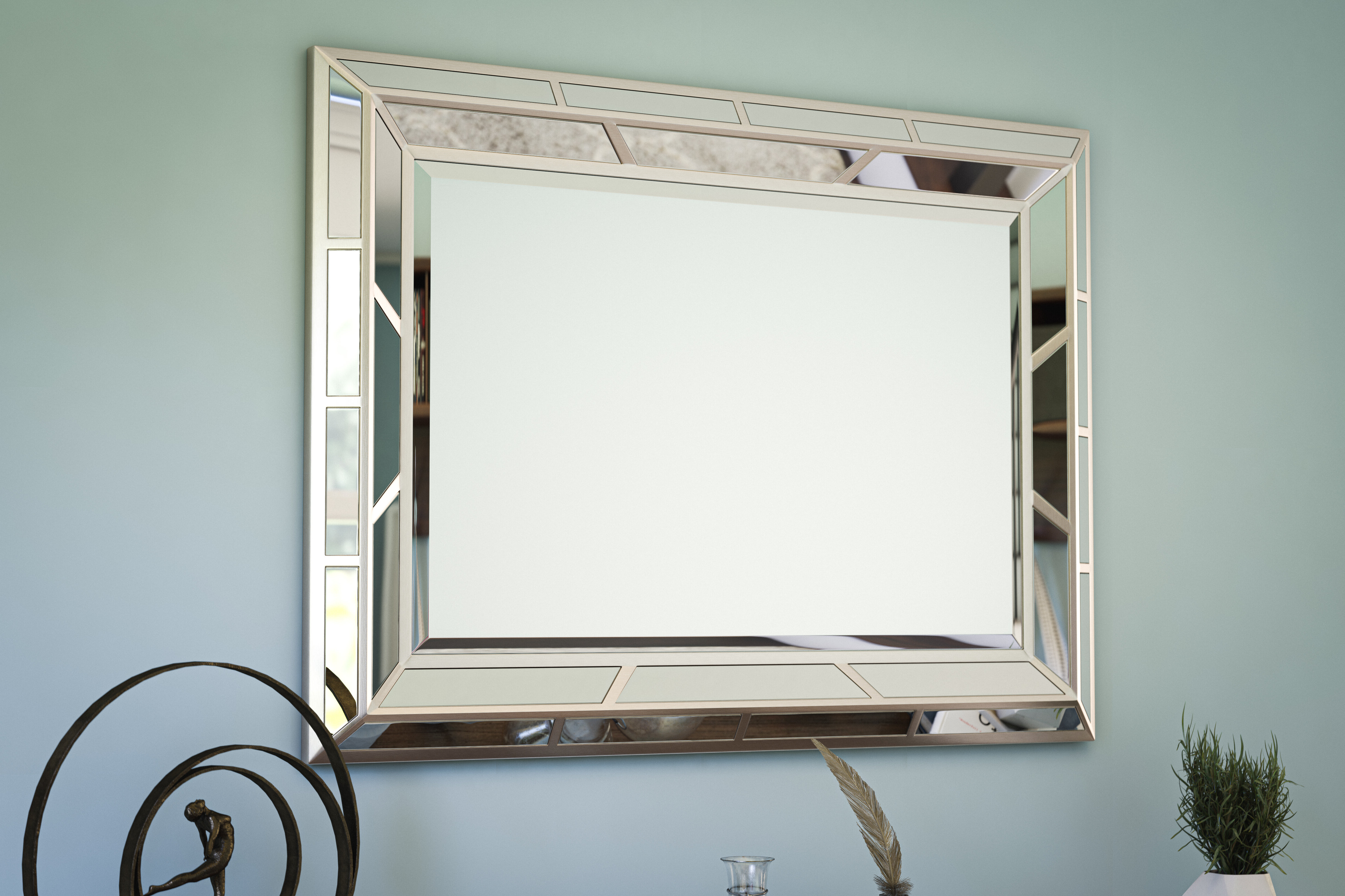 Wayfair Pertaining To Most Up To Date Ansgar Accent Mirrors (View 20 of 20)