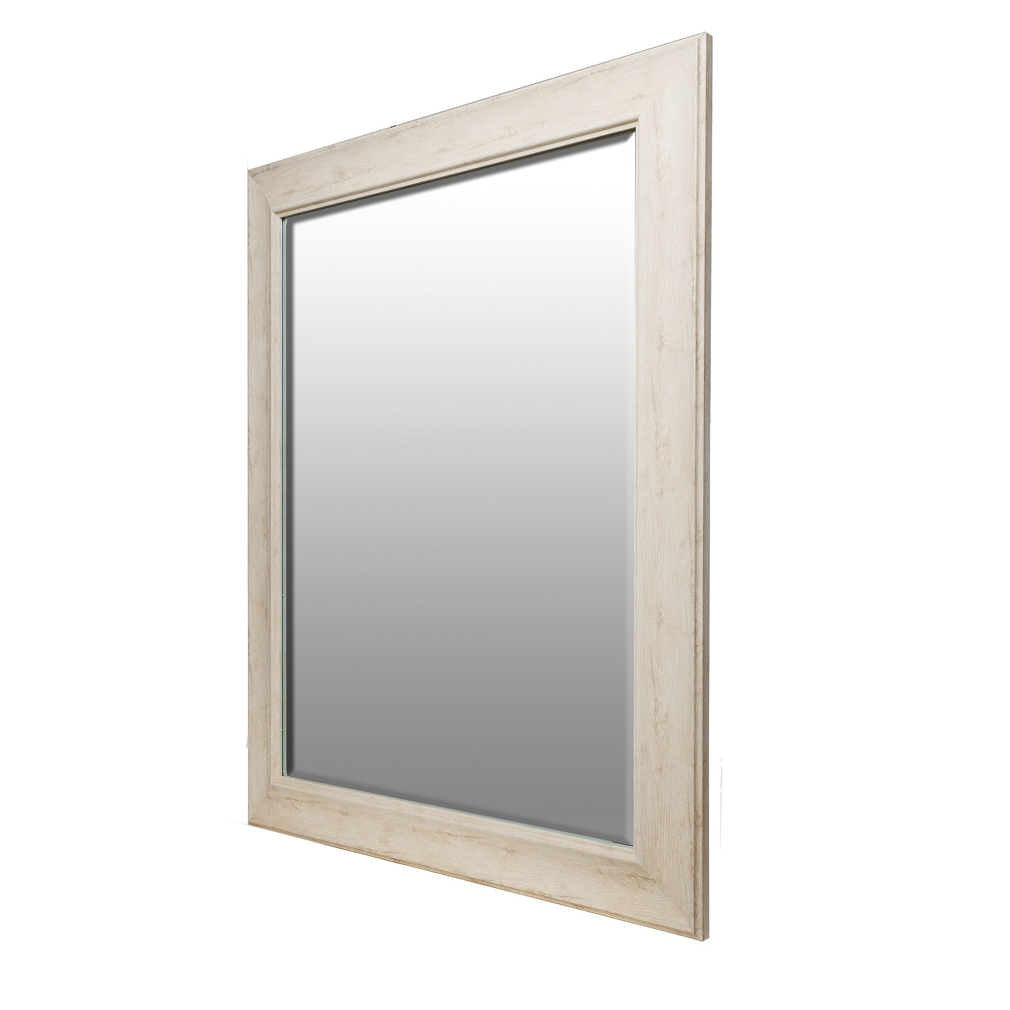 Well Known 22x28 Traditional Beveled Wall Mirror Throughout Traditional Beveled Wall Mirrors (View 13 of 20)